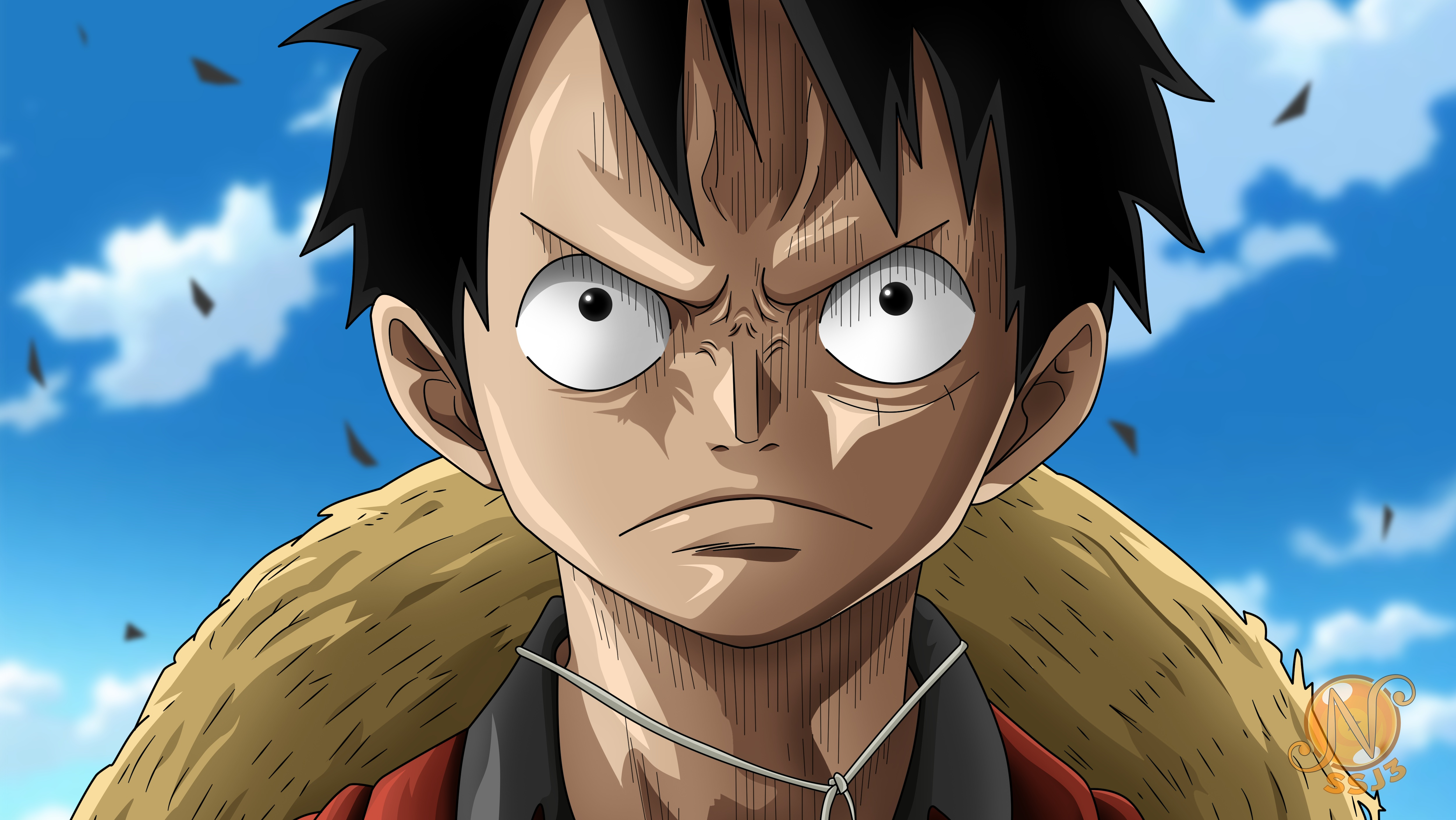 Monkey D Luffy From One Piece Anime Wallpaper Id 4015