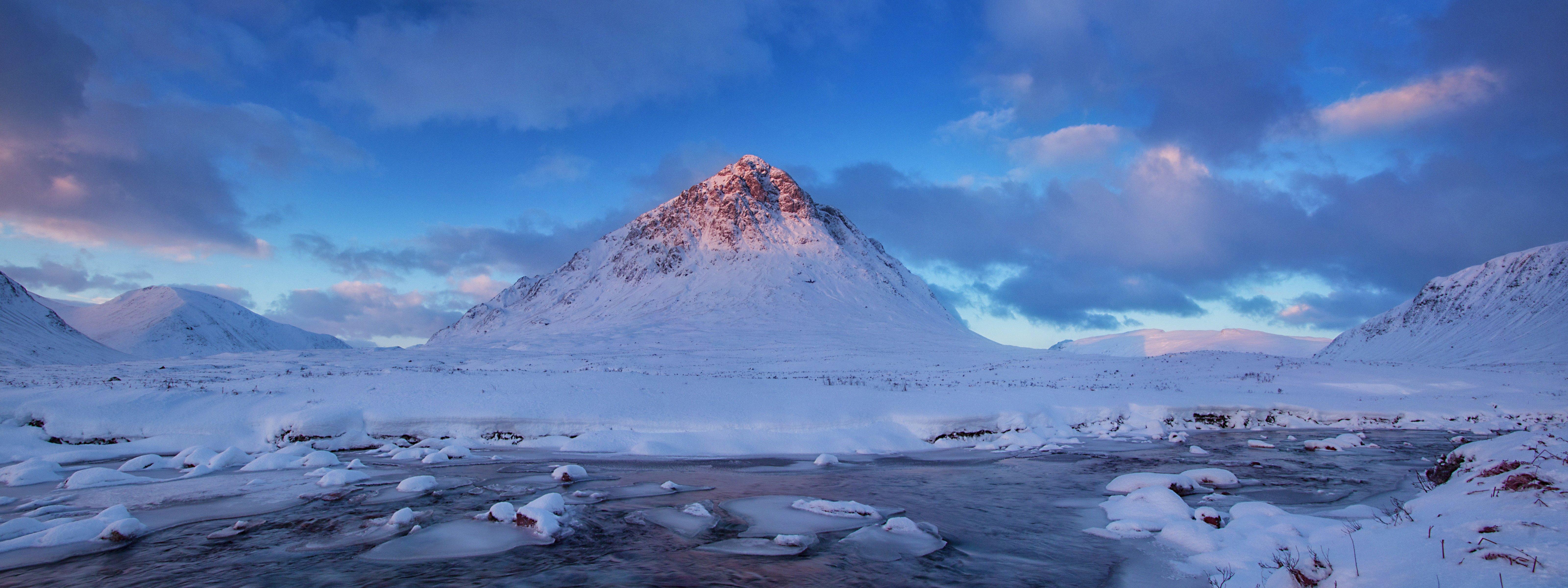 Montaña Buachaille Etive Mor | Fondo de pantalla 2048x1152 ...