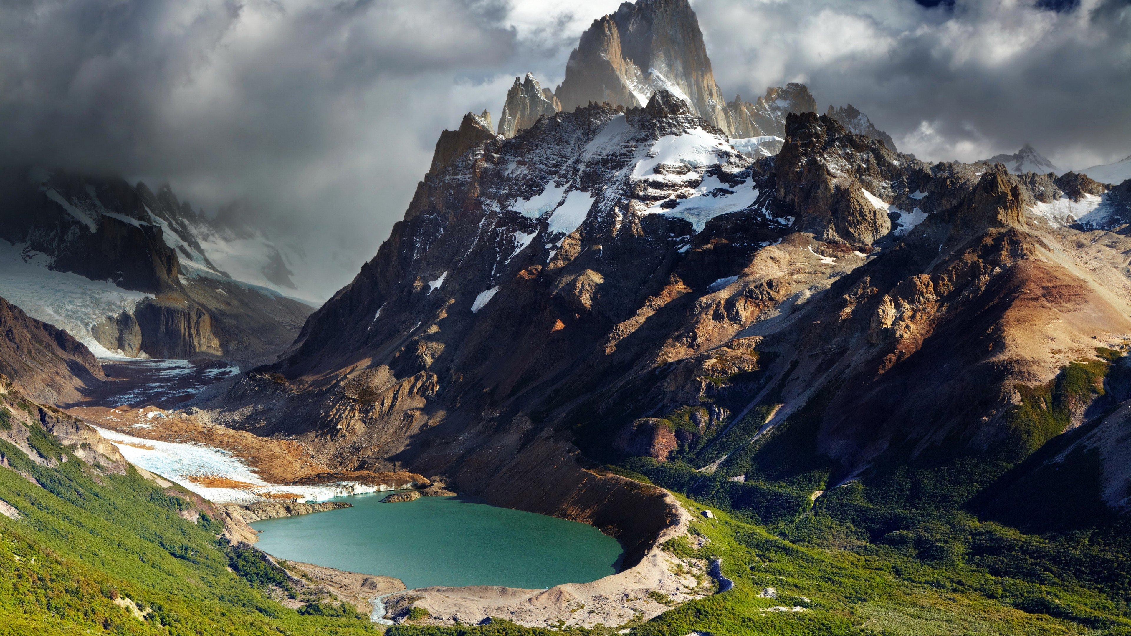 Fondos de pantalla Montañas en Patagonia Argentina