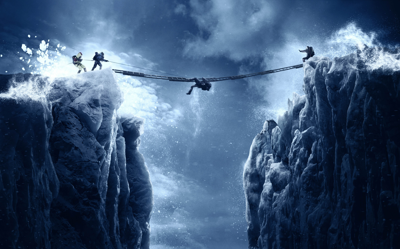 Wallpaper Mount Everest