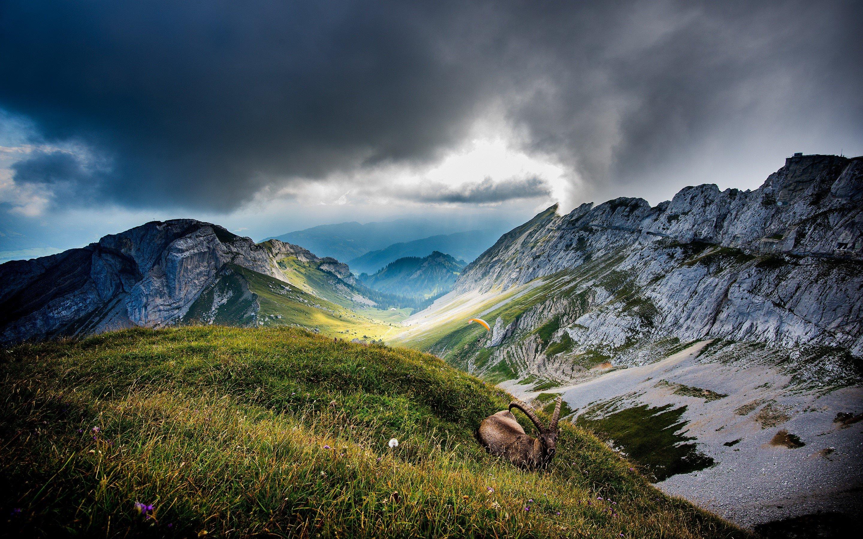 Fondos de pantalla Monte Pilatus en Suiza