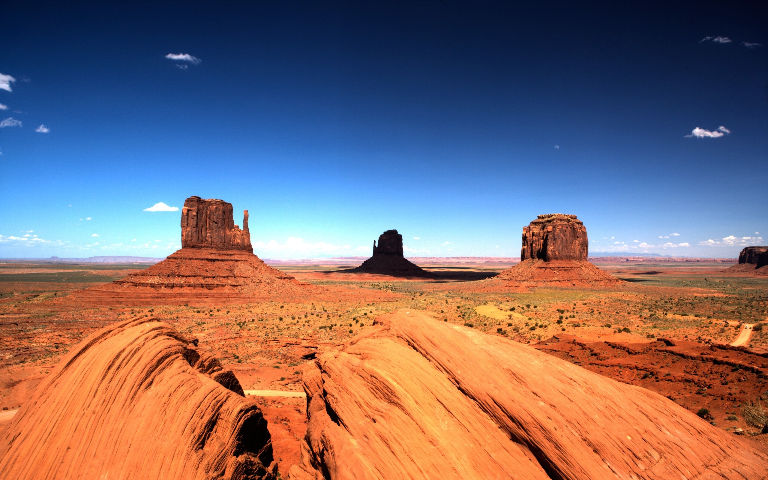 Wallpaper Monument valley of iOS
