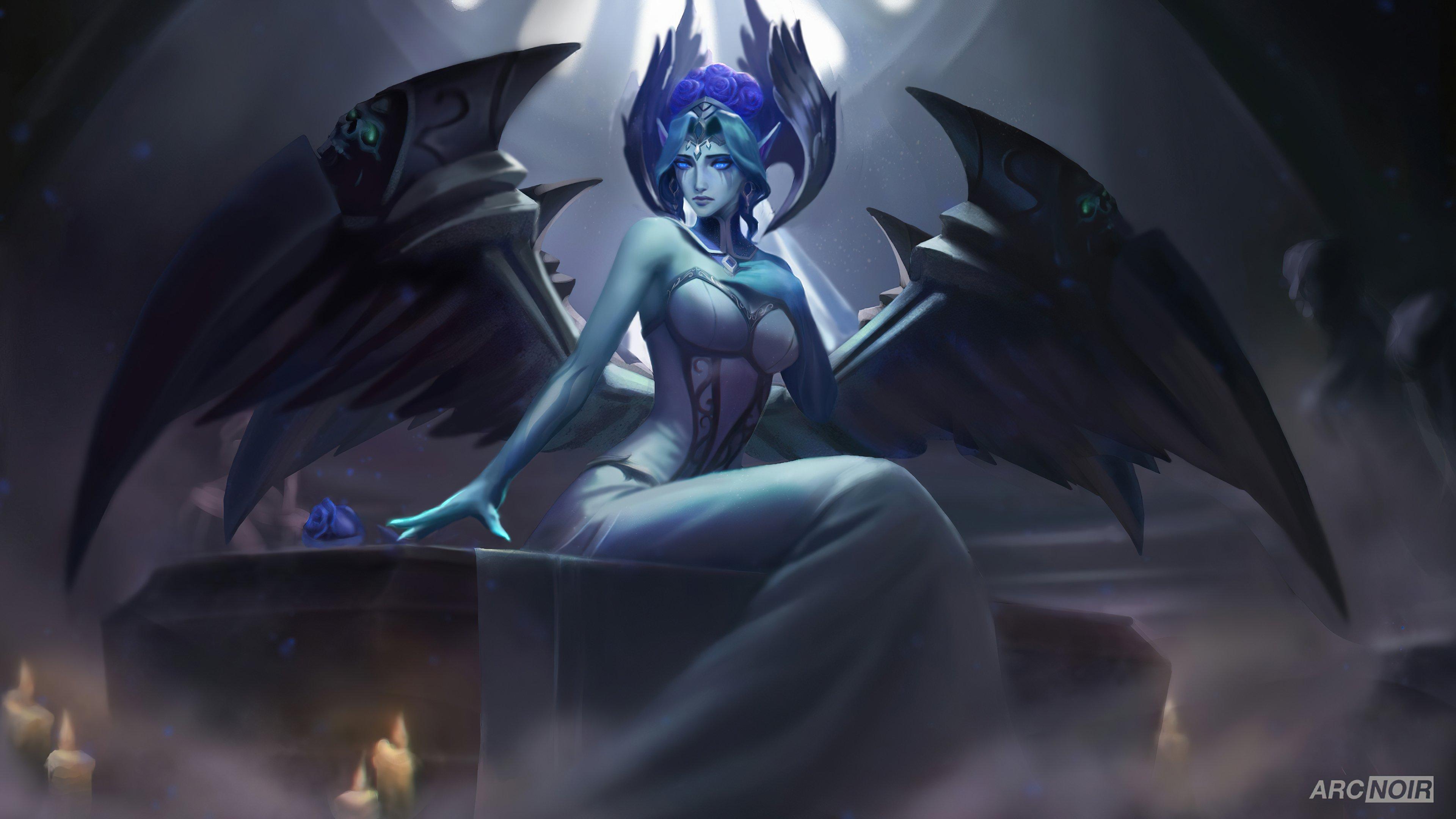Fondos de pantalla Morgana League of Legends