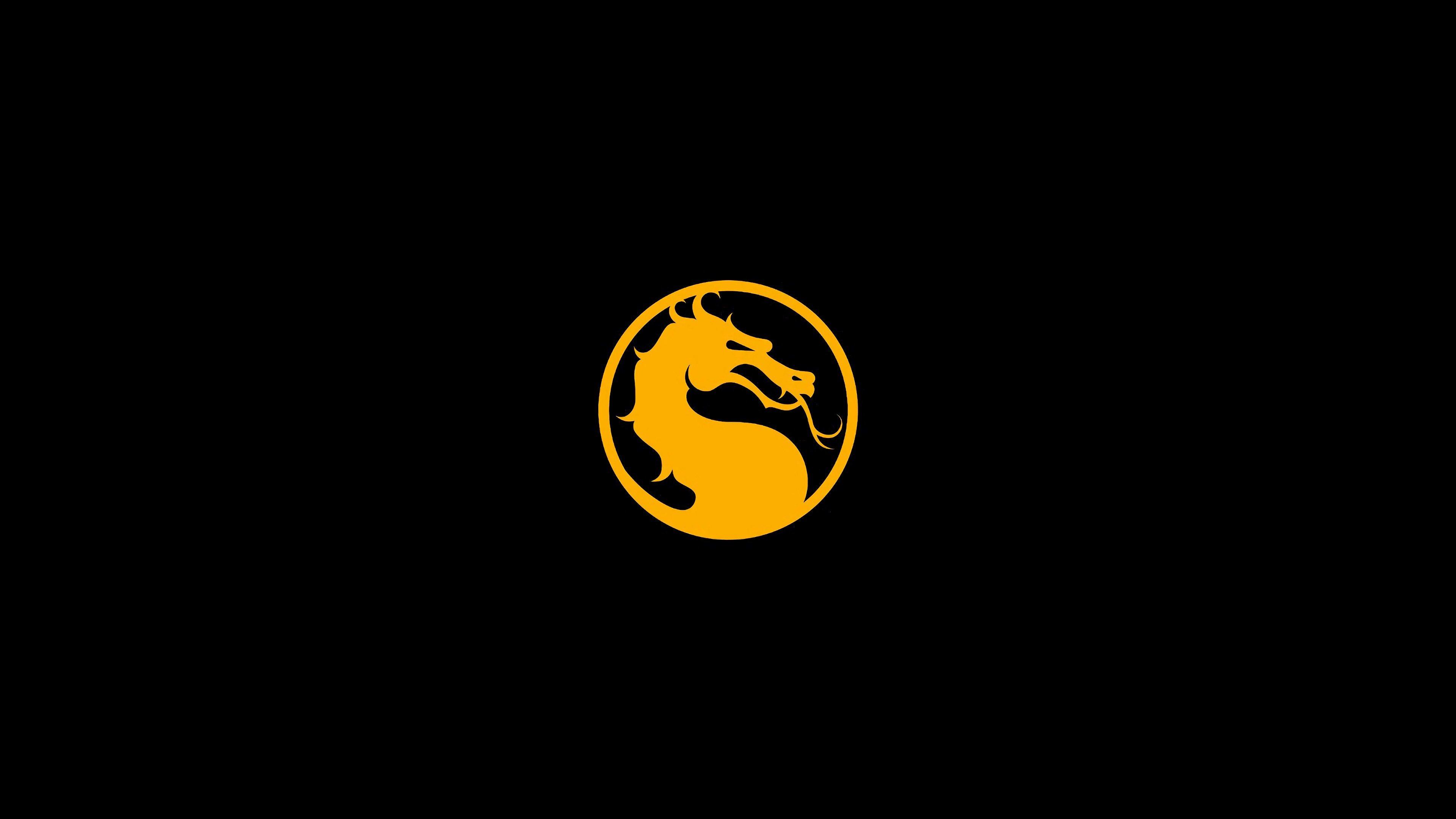 Fondos de pantalla Mortal Kombat 11 Logo Dragón