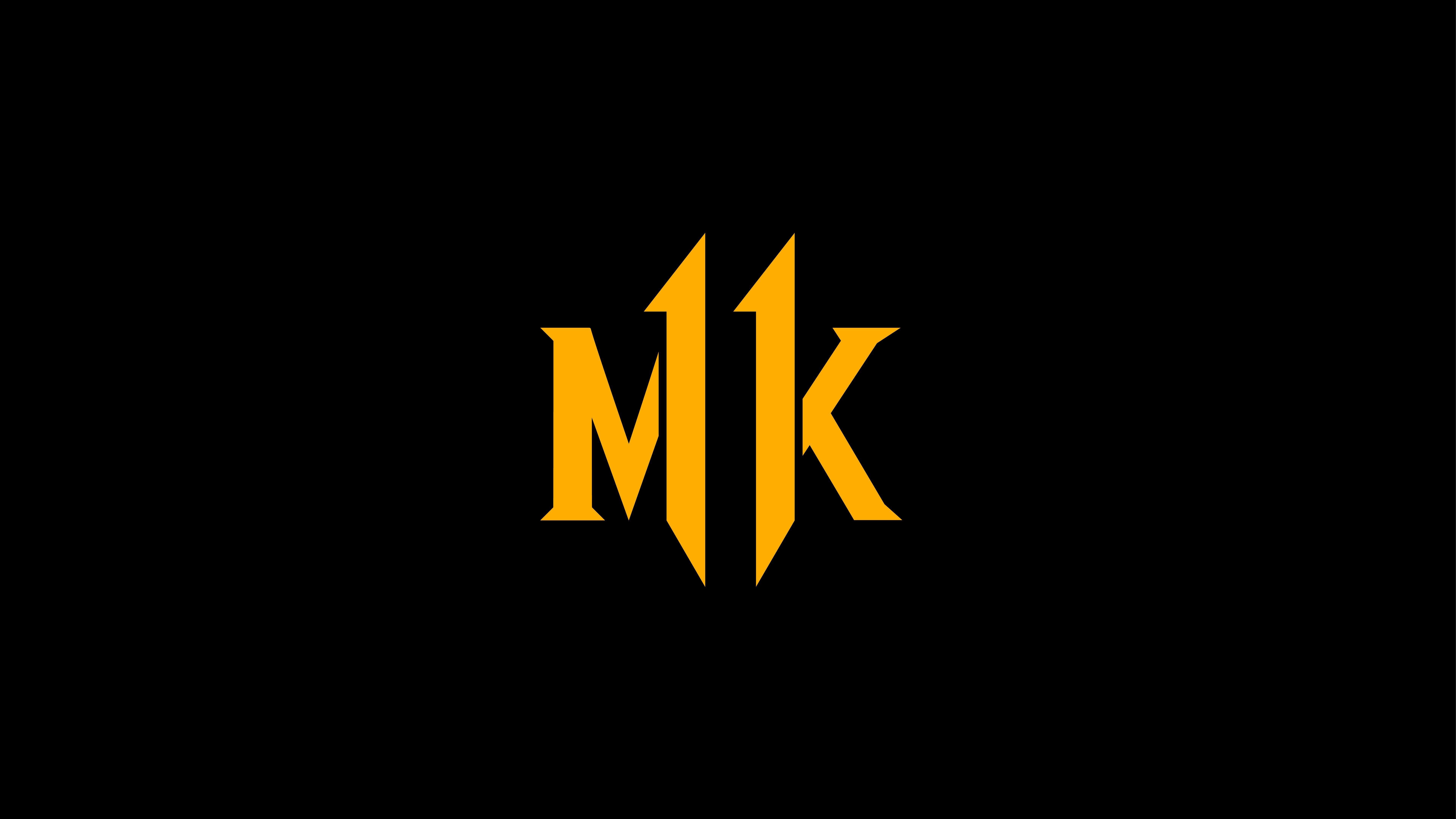 Fondos de pantalla Mortal Kombat 11 Logo MK