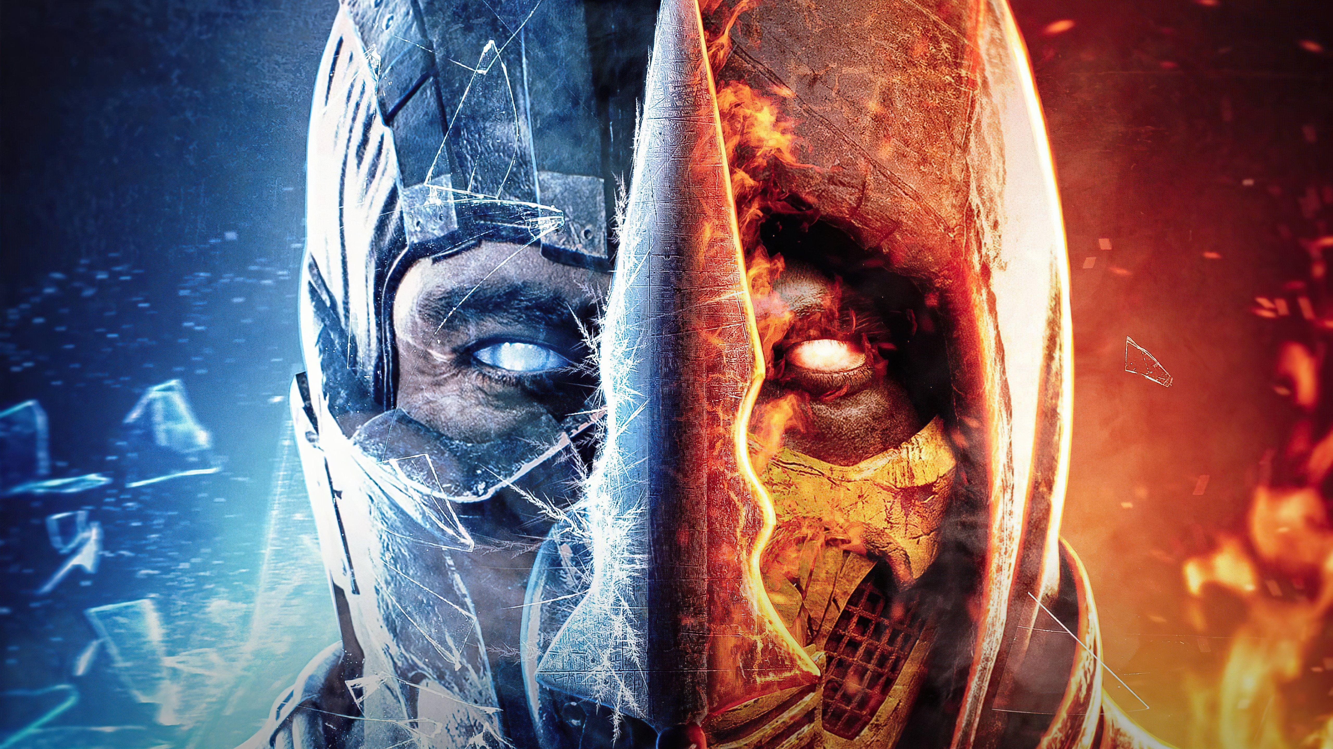 Fondos de pantalla Mortal Kombat 9