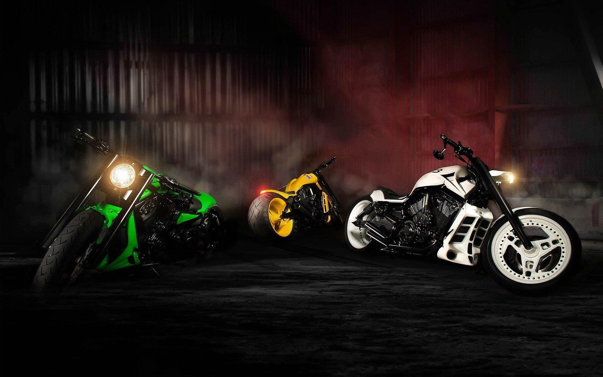 Fondos de pantalla Motocicletas NLC