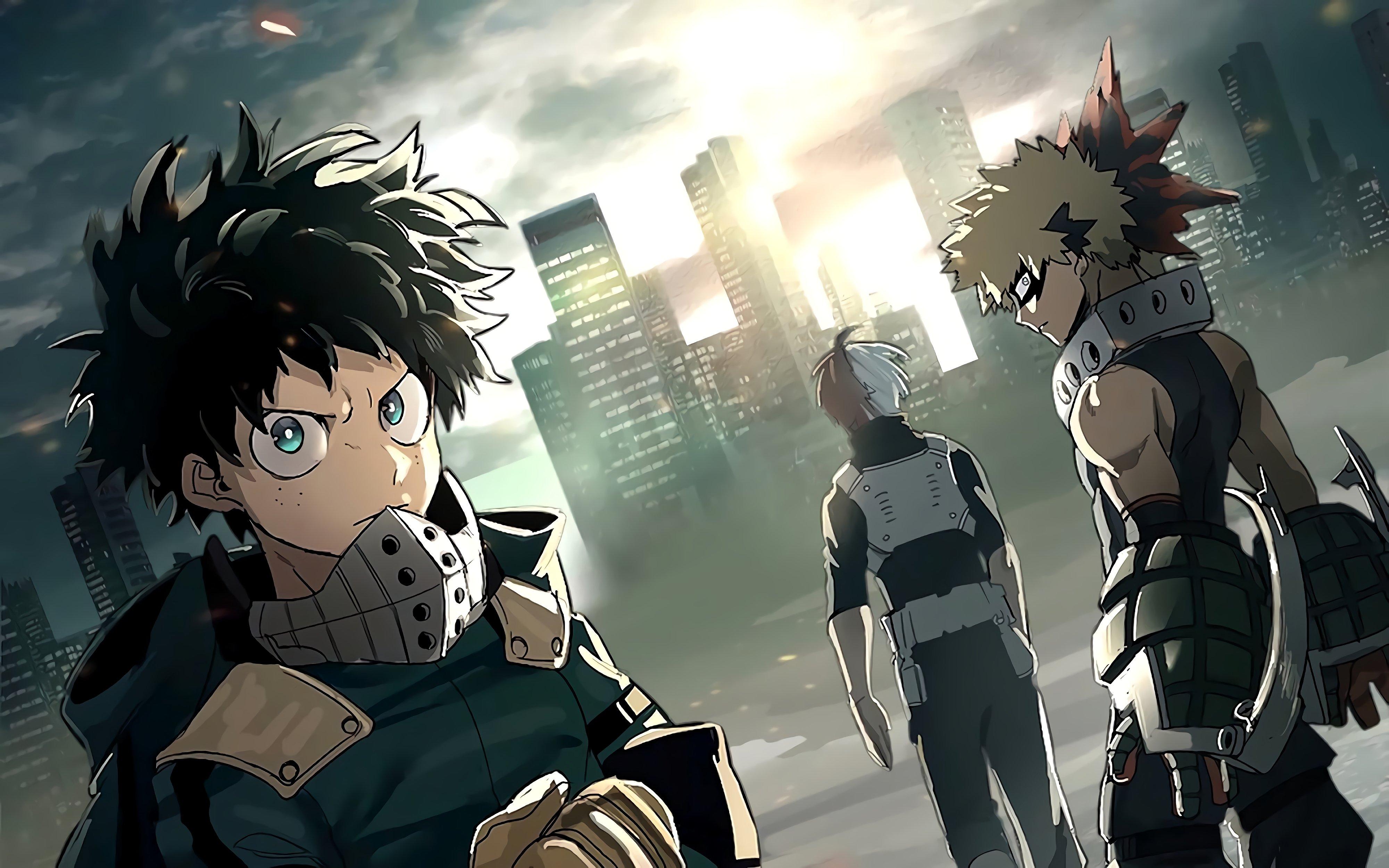 Anime Wallpaper My Hero Academia