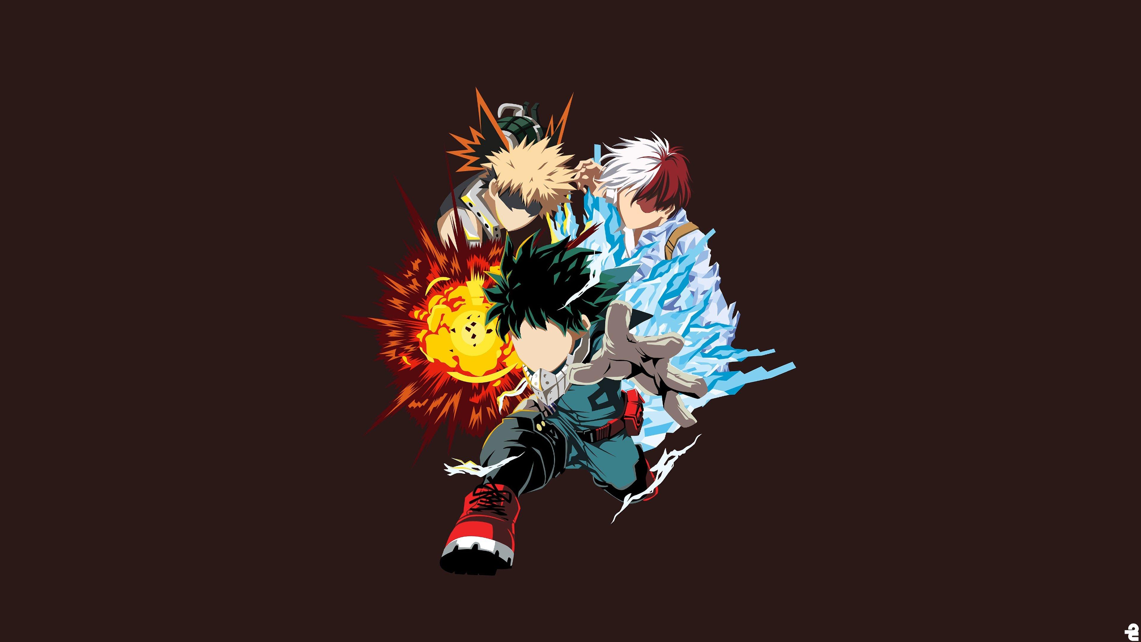 Fondos de pantalla Anime My Hero Academia Boku no Hero Academia