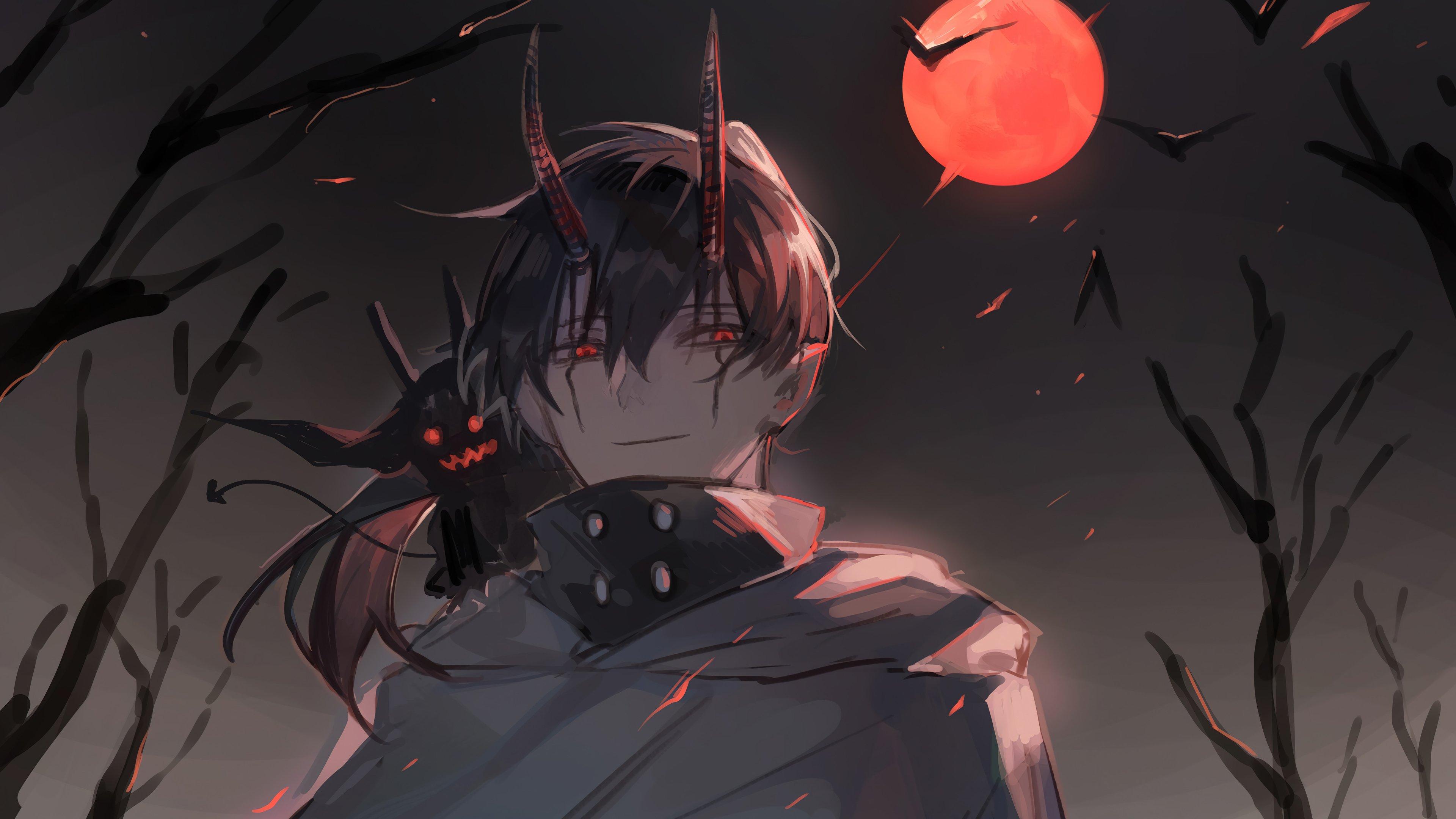 Anime Wallpaper Nacht Black Clover
