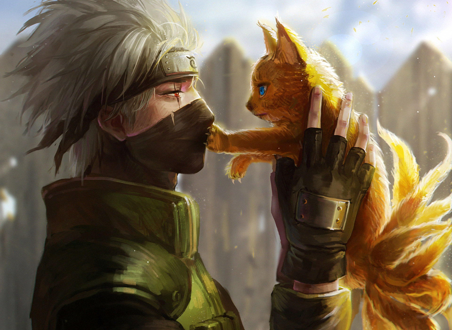 Anime Wallpaper Naruto Artwork