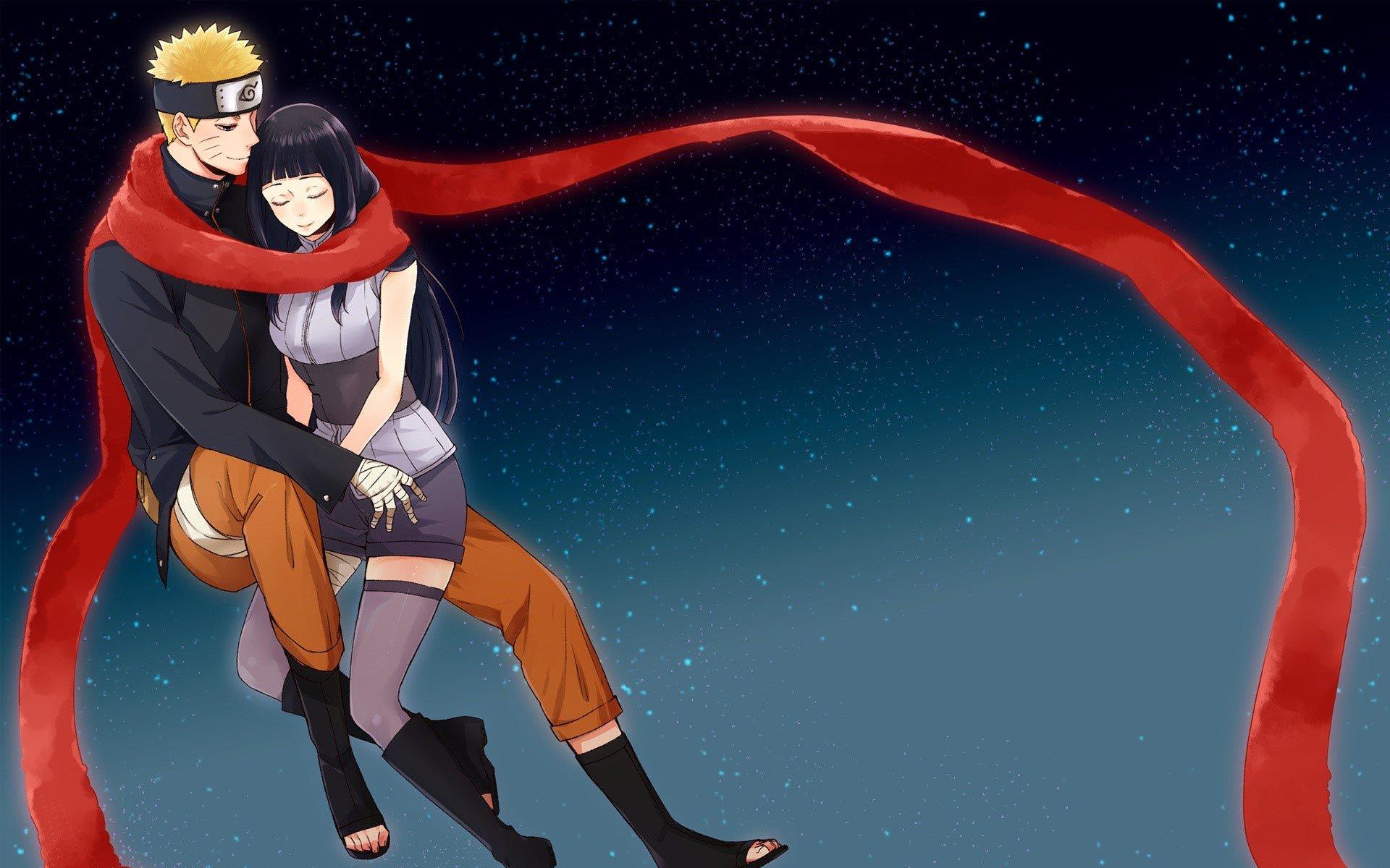 Fondos de pantalla Naruto El rescate de la princesa de la nieve