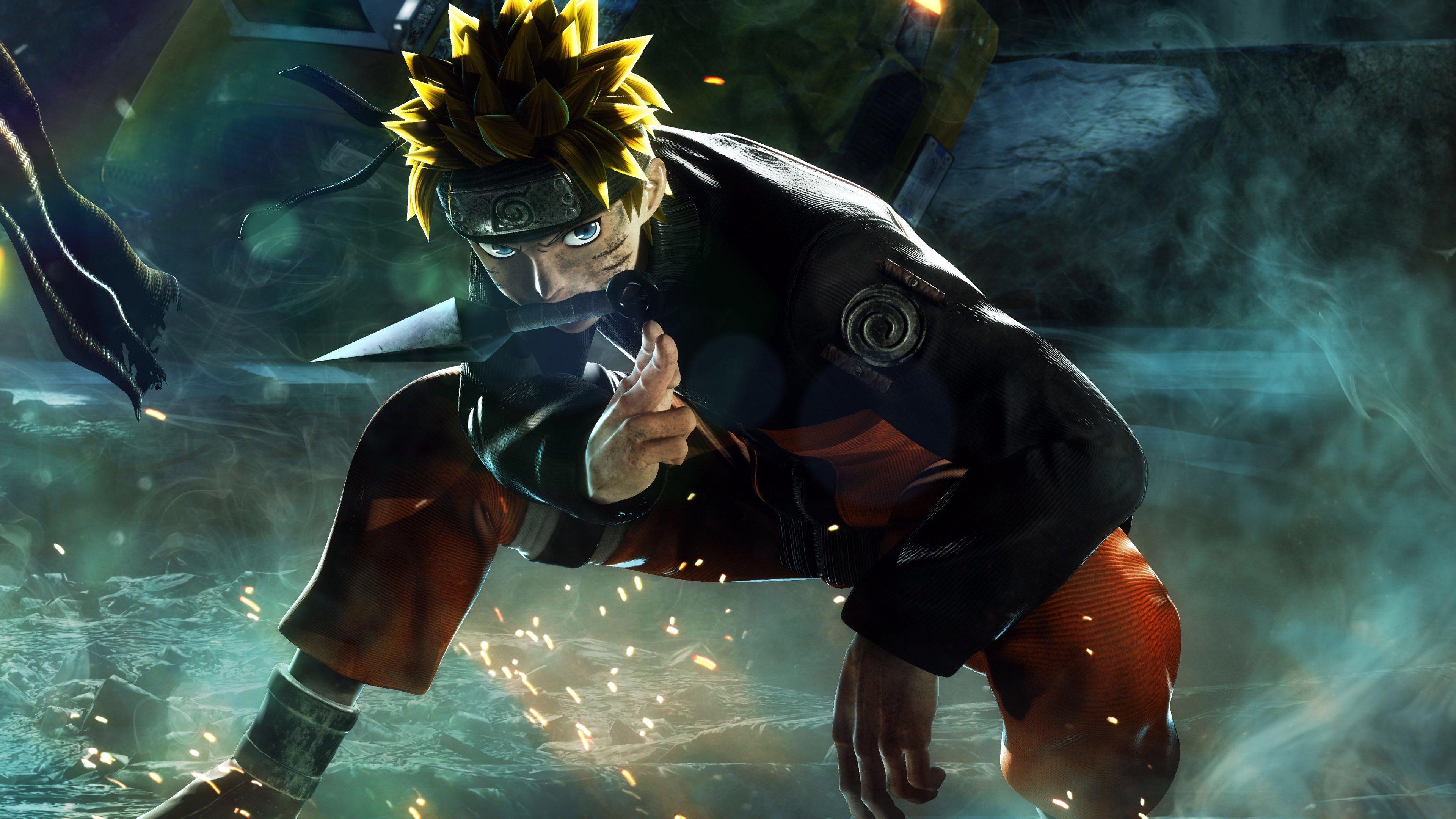 Fondos de pantalla Anime Naruto en juego Jump Force
