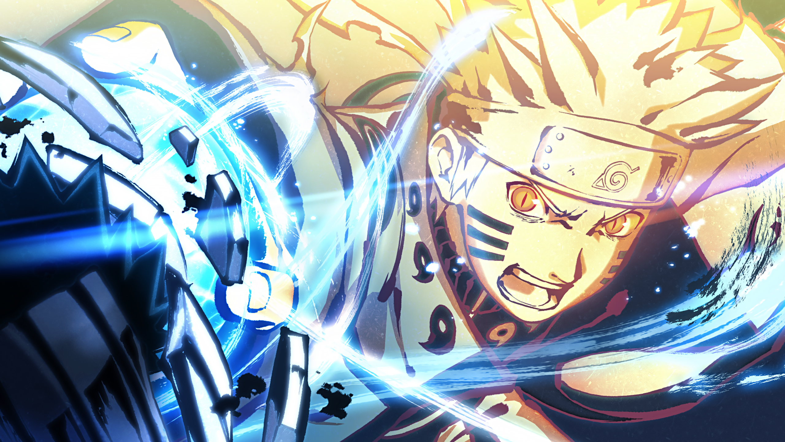 Anime Wallpaper Naruto Shippuden: Ultimate Ninja Storm 4