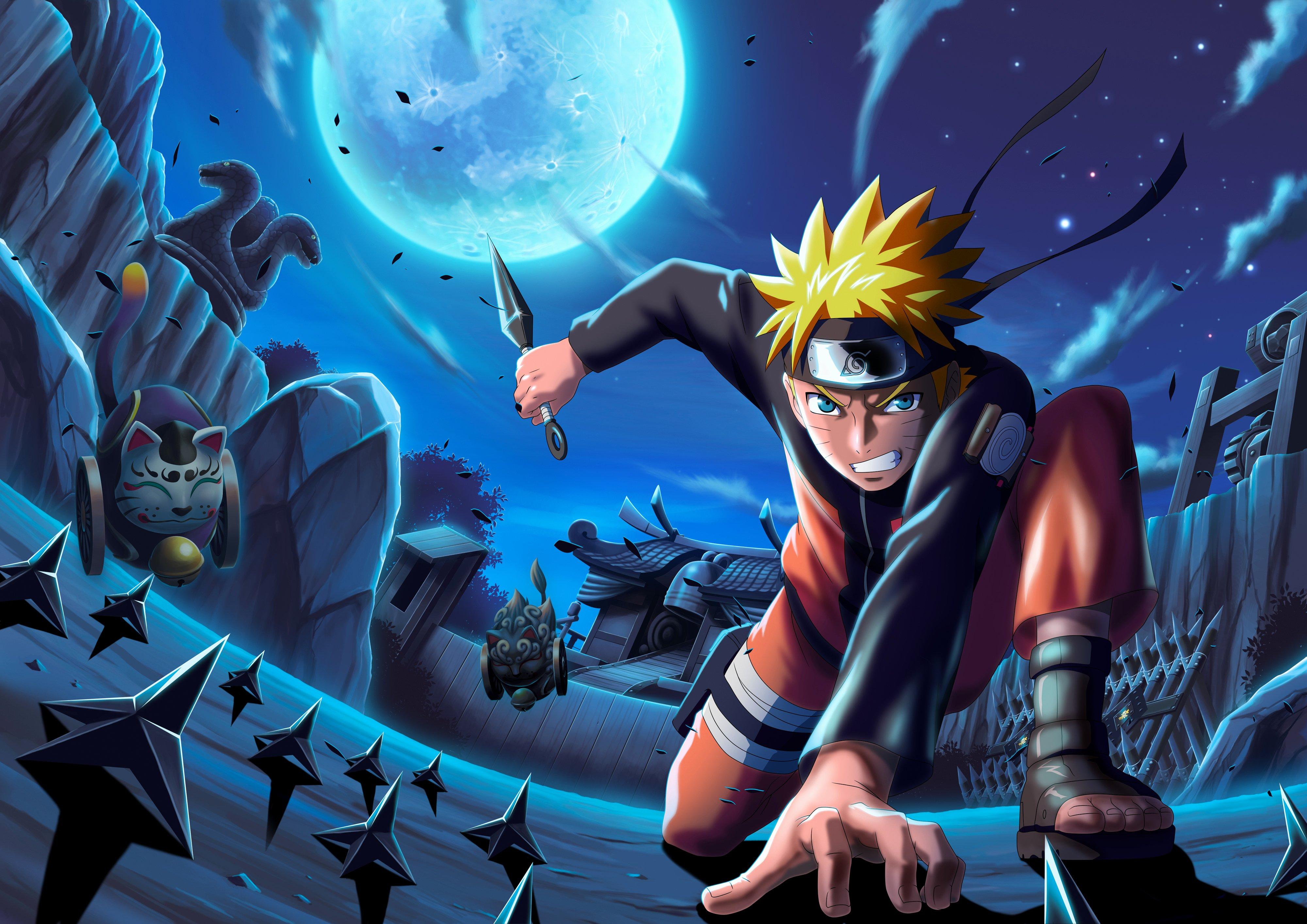 Fondos de pantalla Anime Naruto Uzumaki