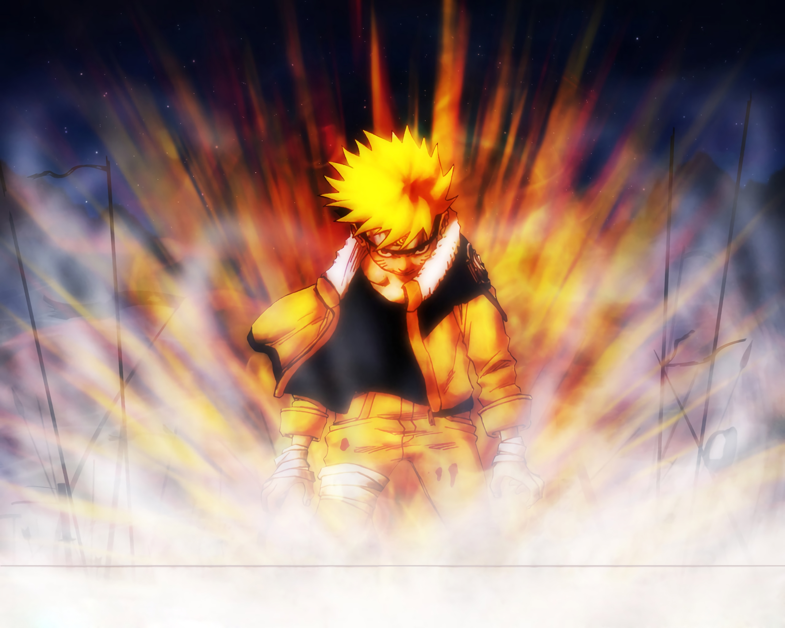 Fondos de pantalla Naruto Uzumaki
