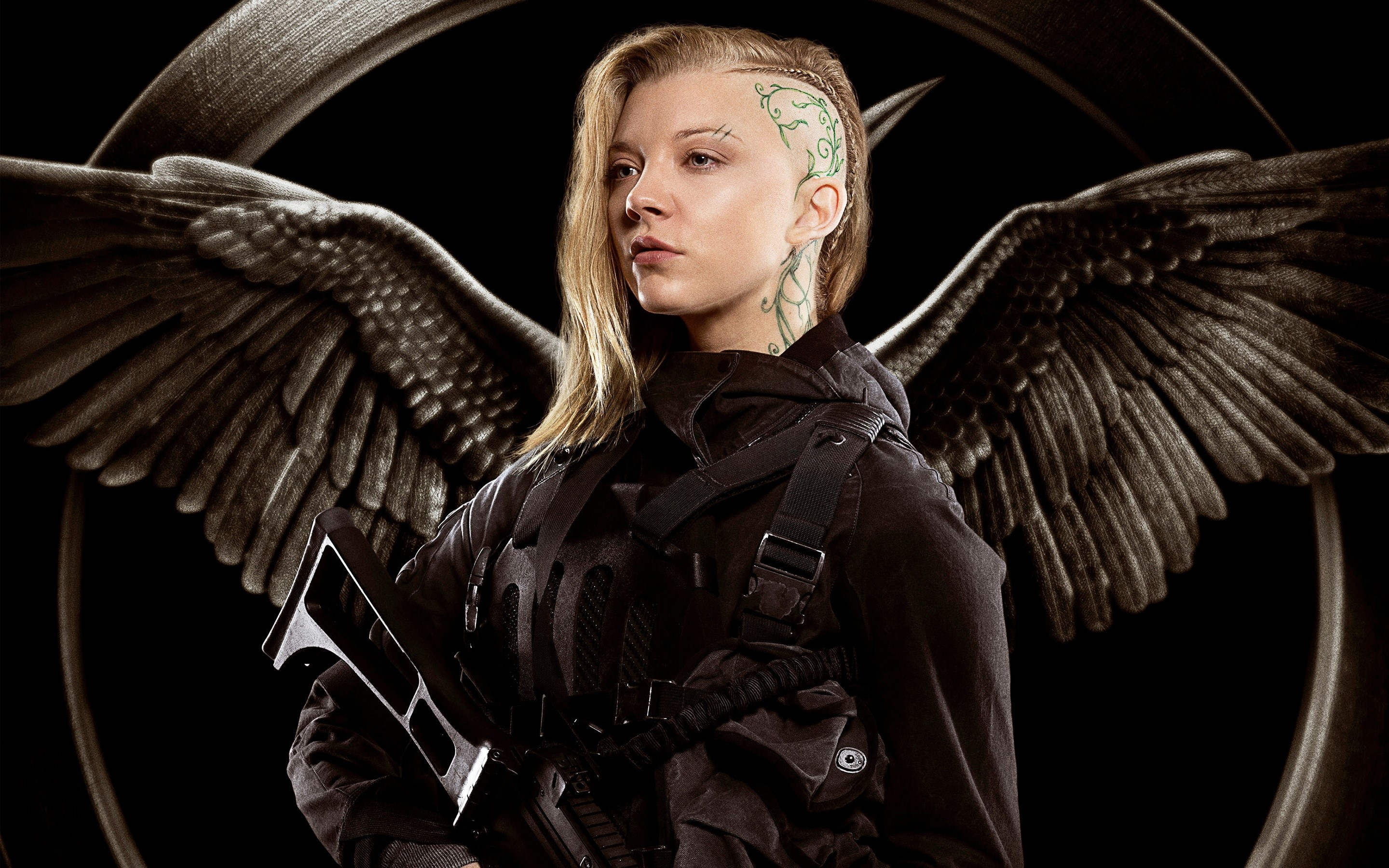 Wallpaper Natalie dormer as Cressida