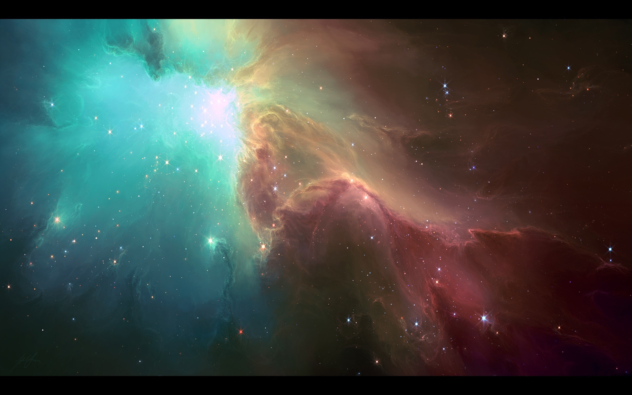 Fondo de pantalla de Nebula Imágenes