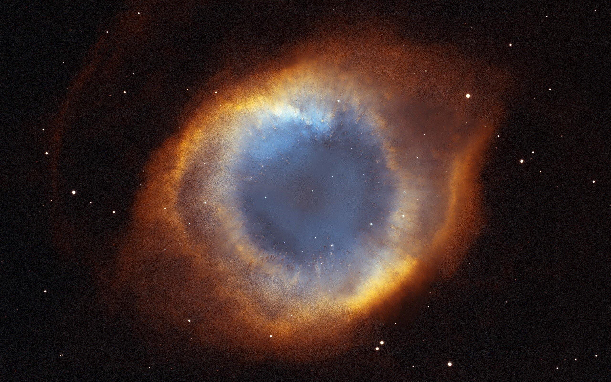 Wallpaper Nebula of space