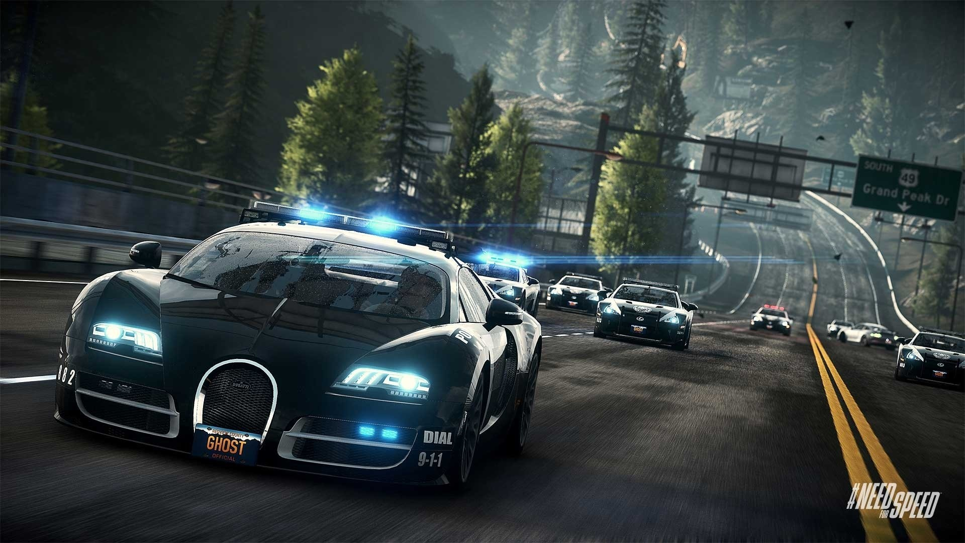 Fondo de pantalla de Need for speed rivals Imágenes