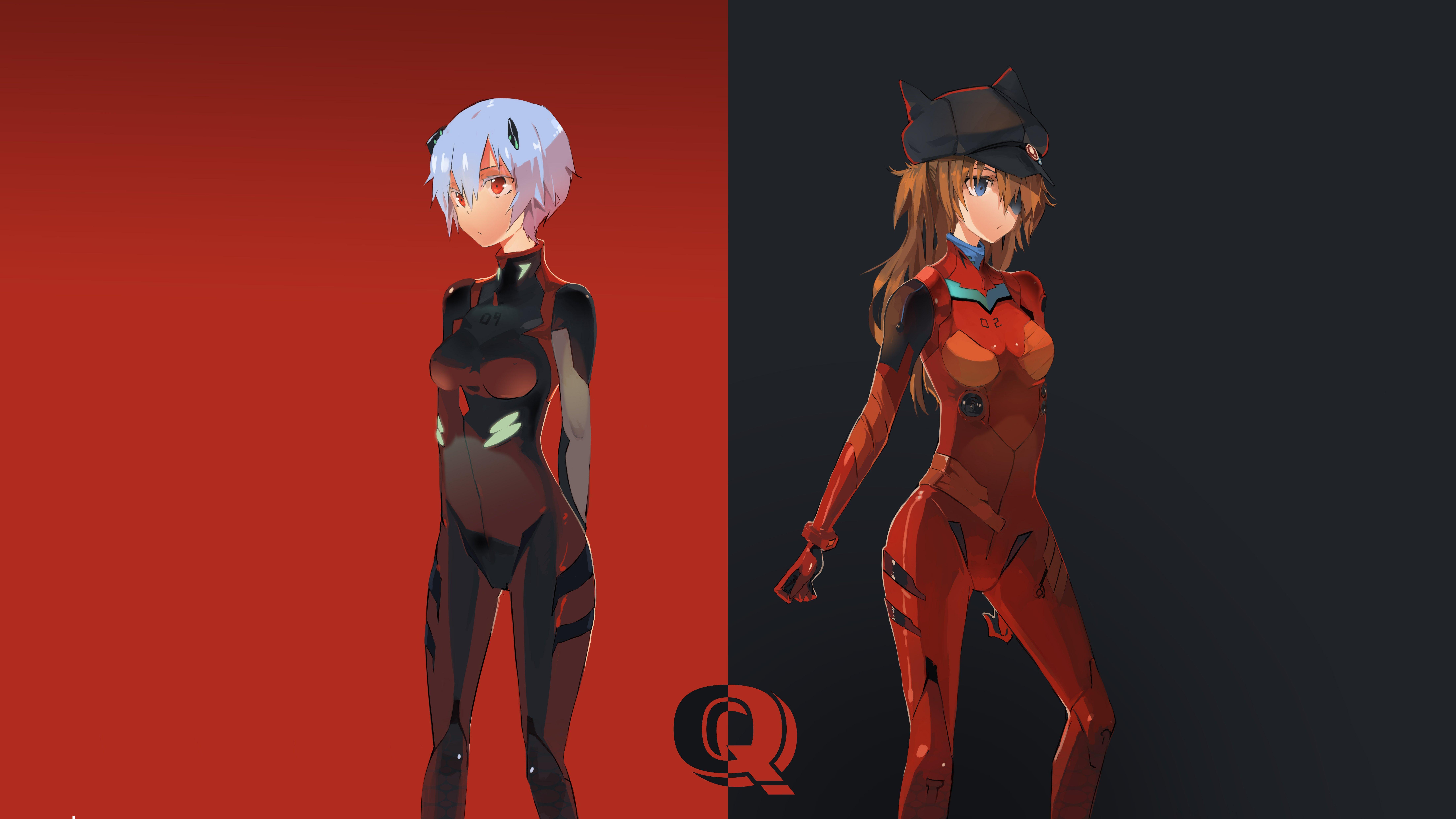 Fondos de pantalla Anime Neon Genesis Evangelion
