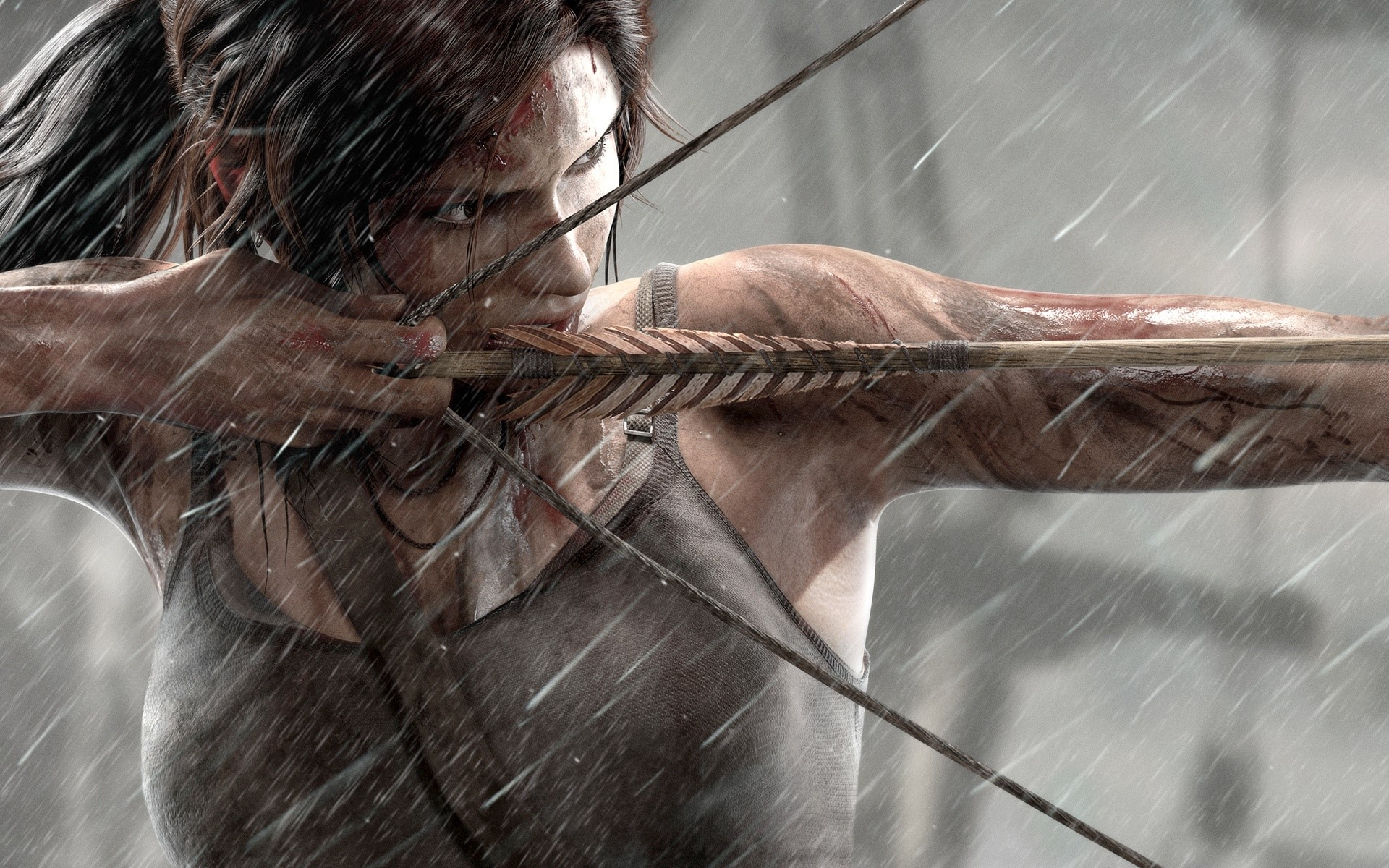 Wallpaper New Lara croft 2013 Images