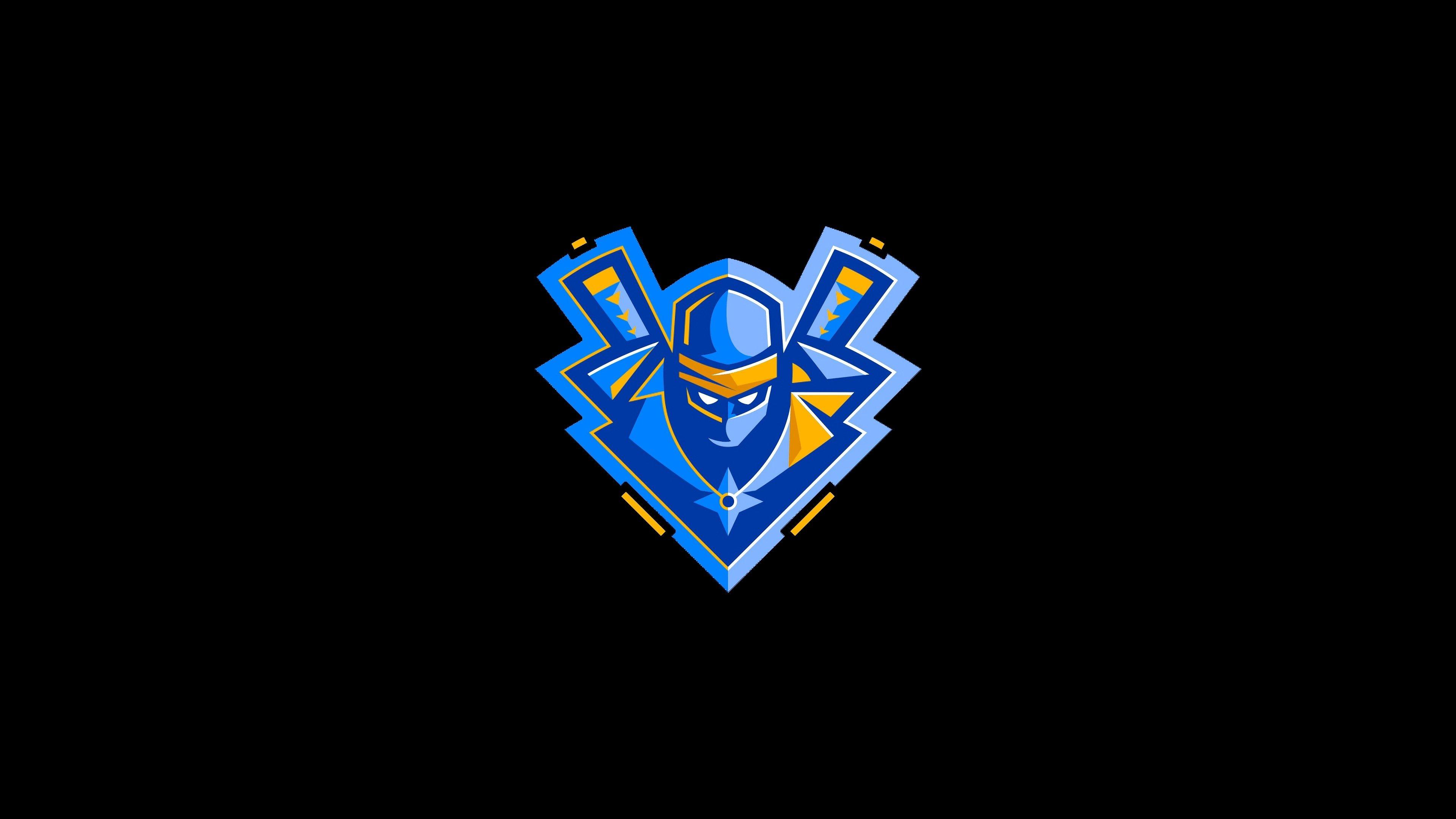 Wallpaper Ninja Logo Fortnite Battle Royale