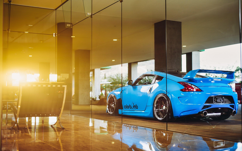 Wallpaper Nissan 370Z S