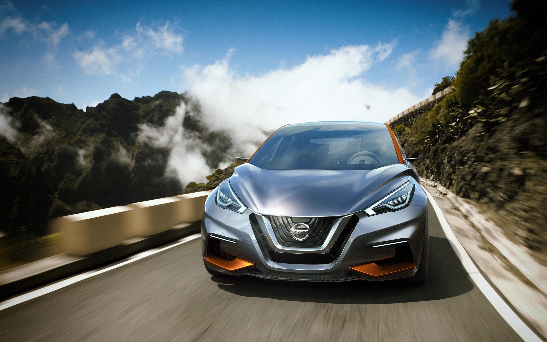 Fondo de pantalla de Nissan Sway Concept Imágenes