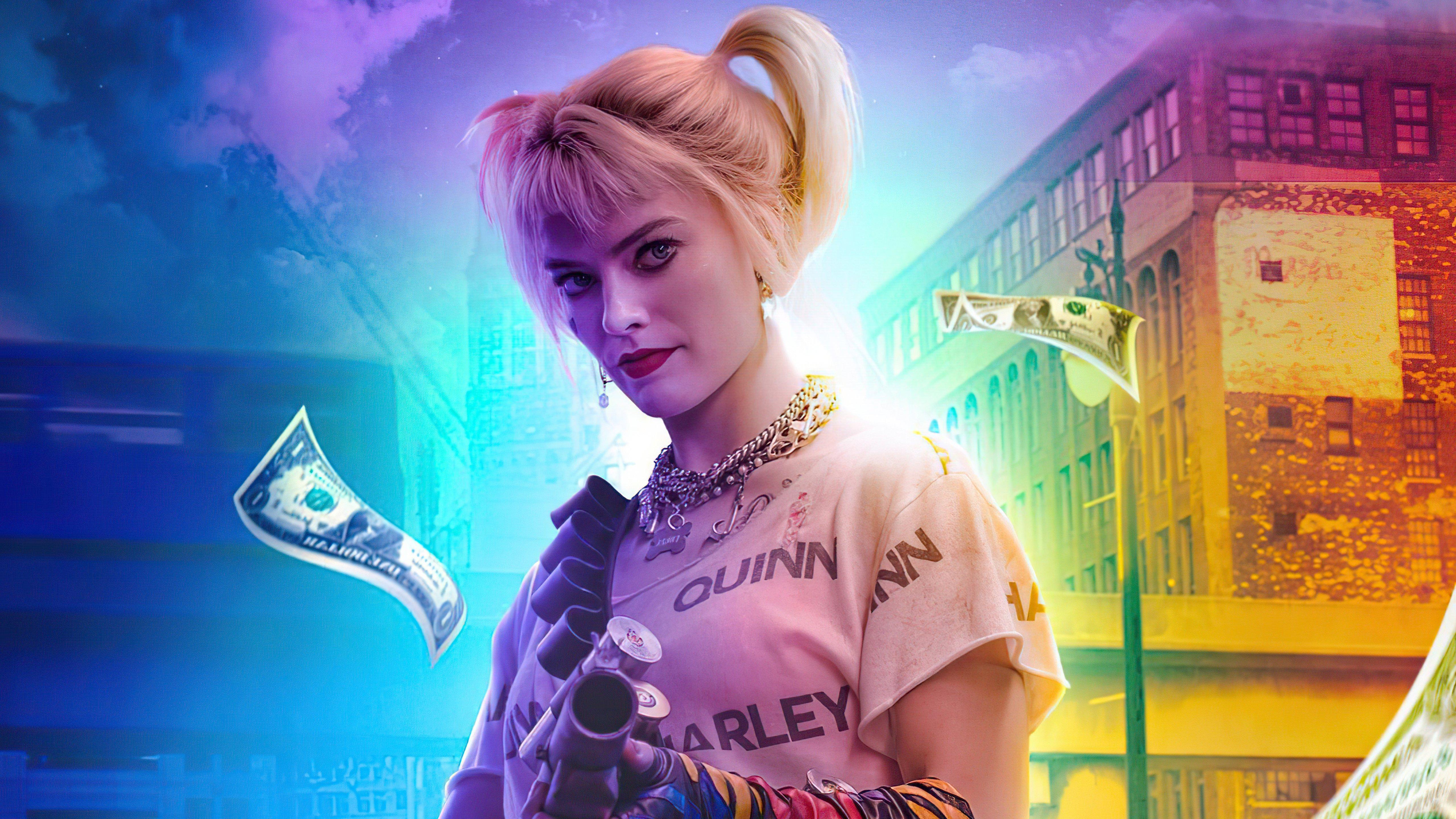 Fondos de pantalla No te metas con Harley Quinn