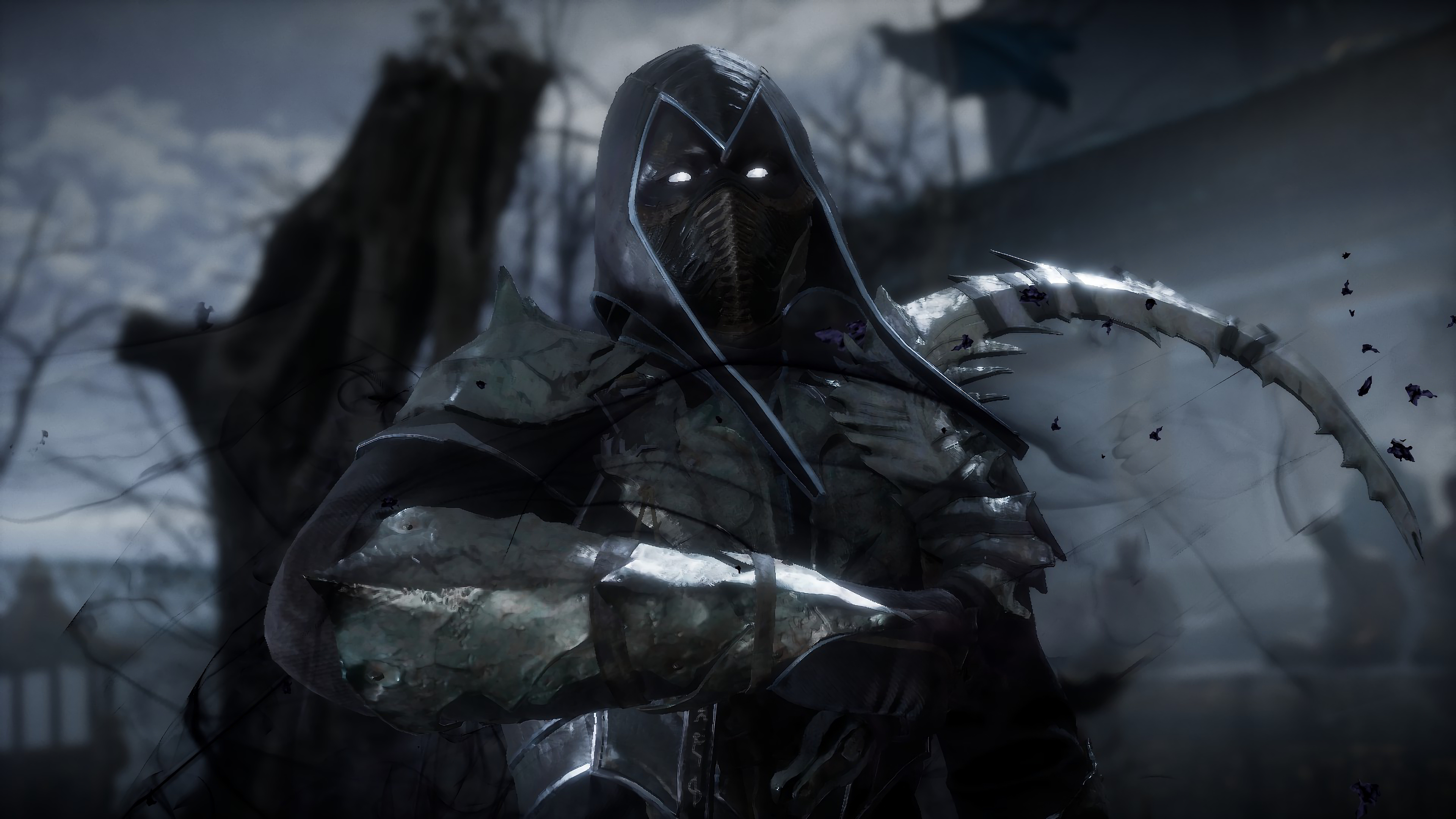 Fondos de pantalla Noob Saibot de Mortal Kombat