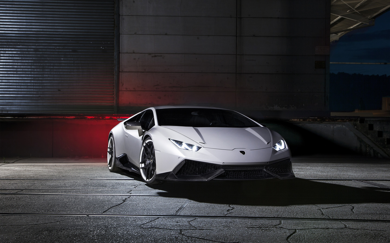 Wallpaper Novitec Torado Lamborghini Huracan