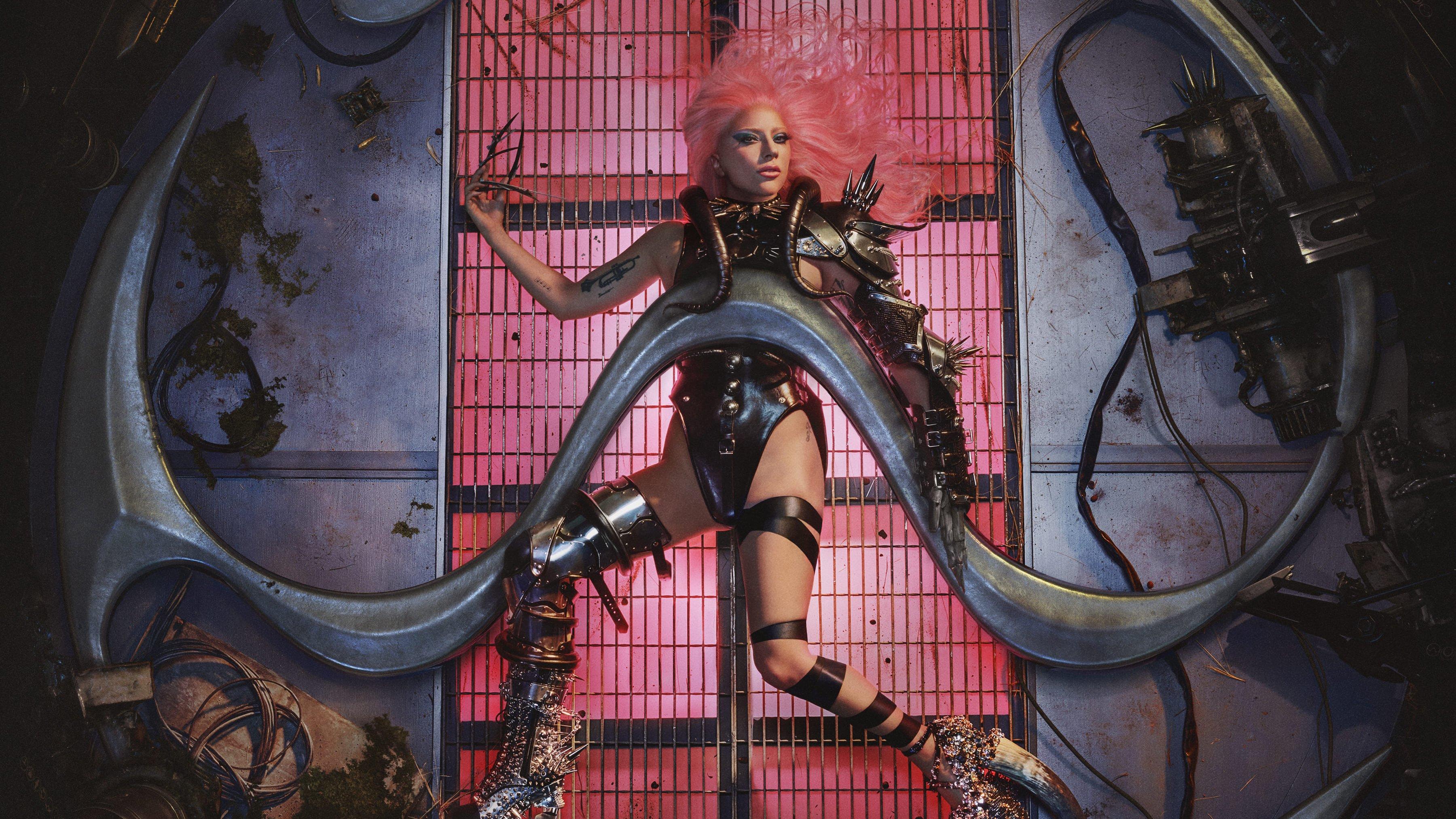 Fondos de pantalla Nuevo album de Lady Gaga
