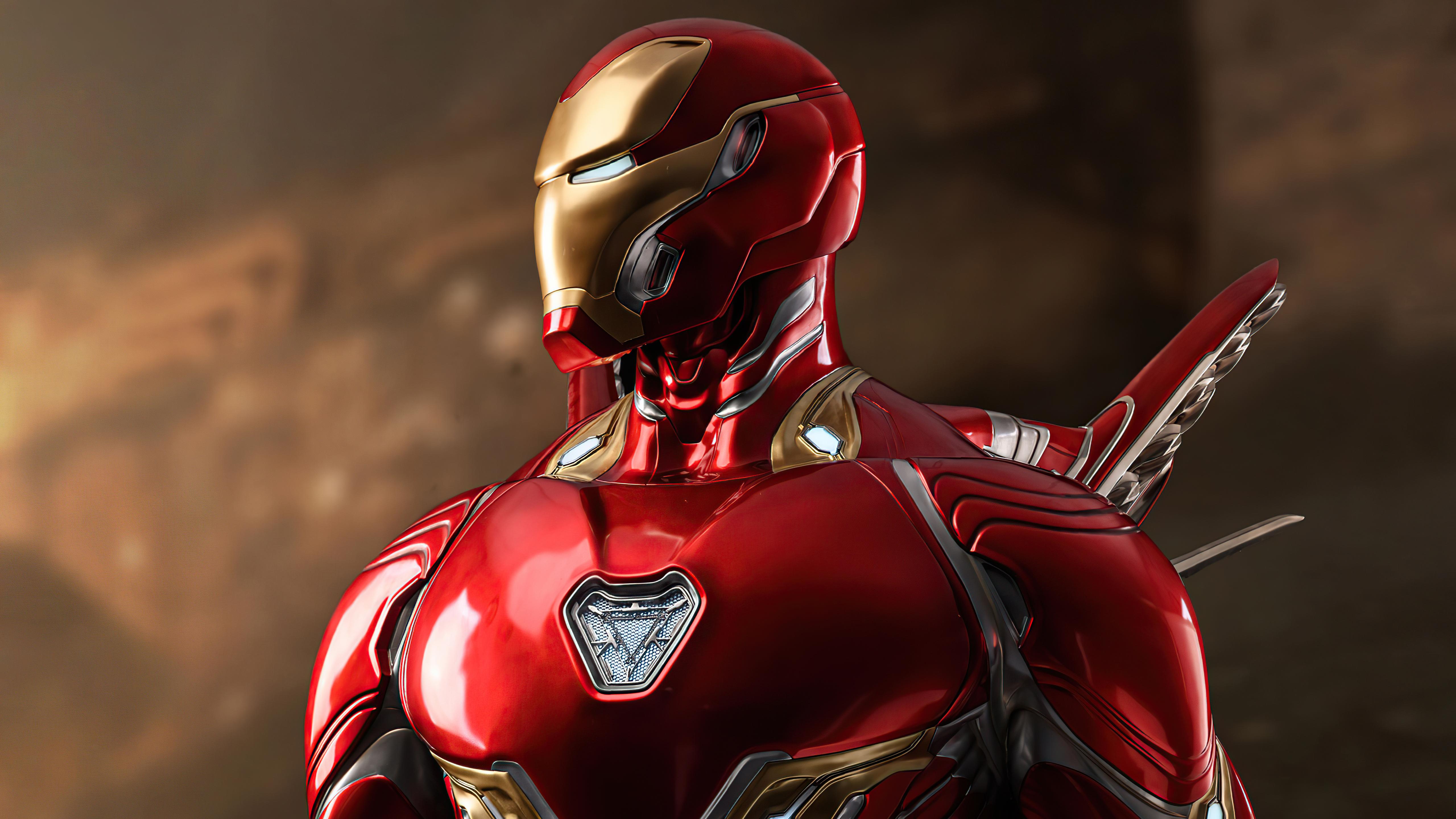 Fondos de pantalla Nuevo traje de Iron Man