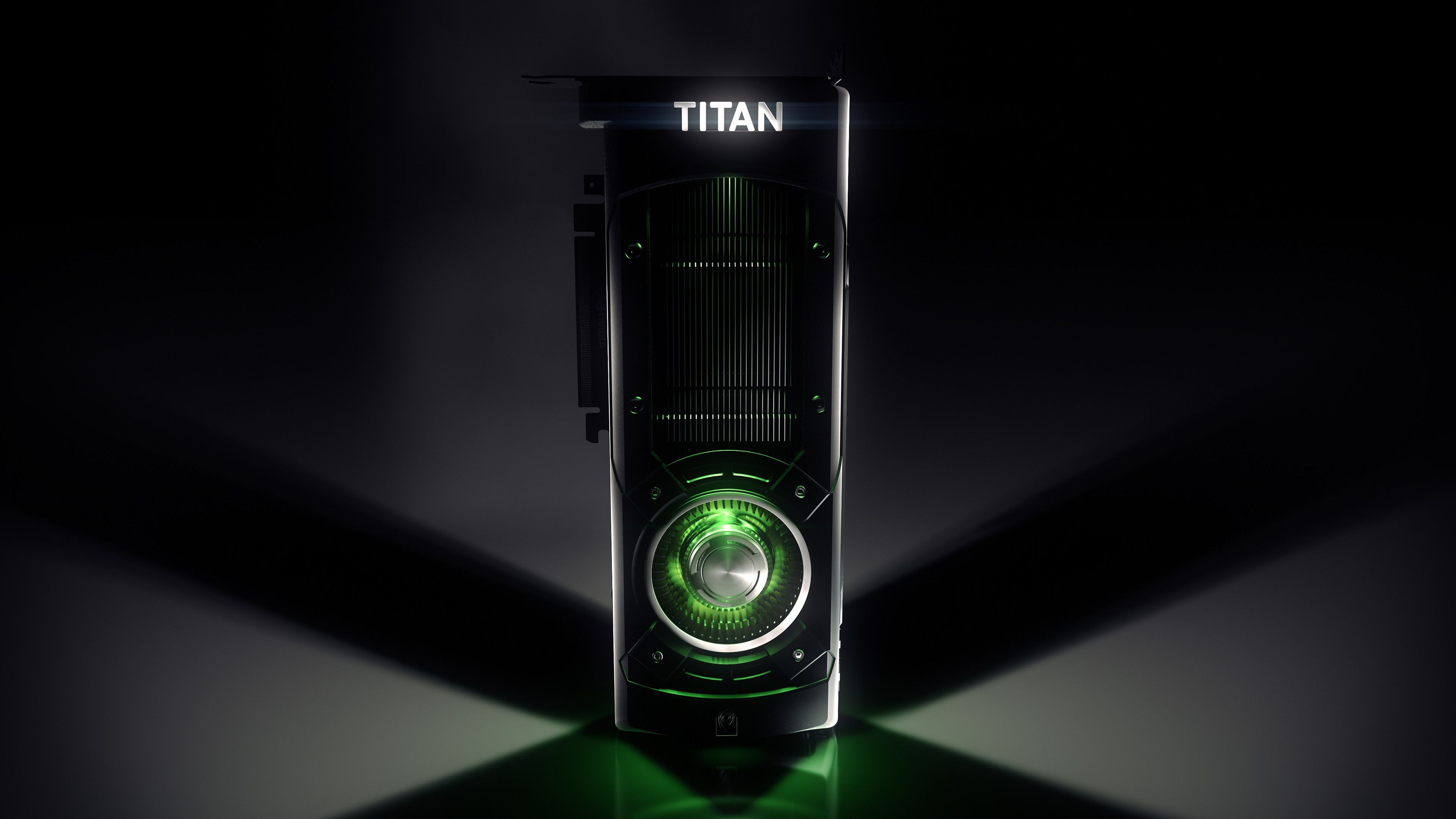Wallpaper Nvidia GeForce GTX TITAN
