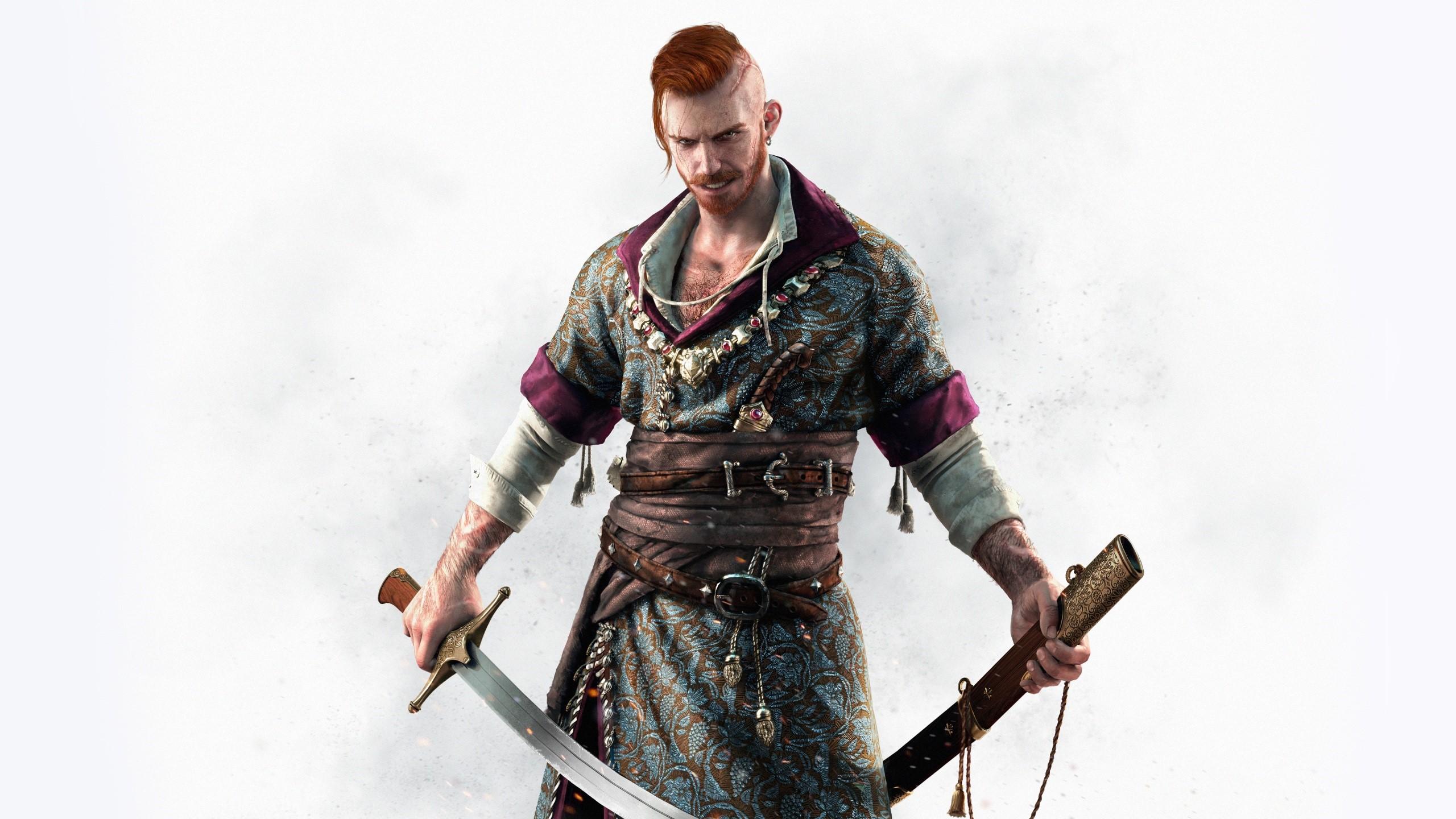 Fondos de pantalla Olgierd de The Witcher 3 Wild Hunt