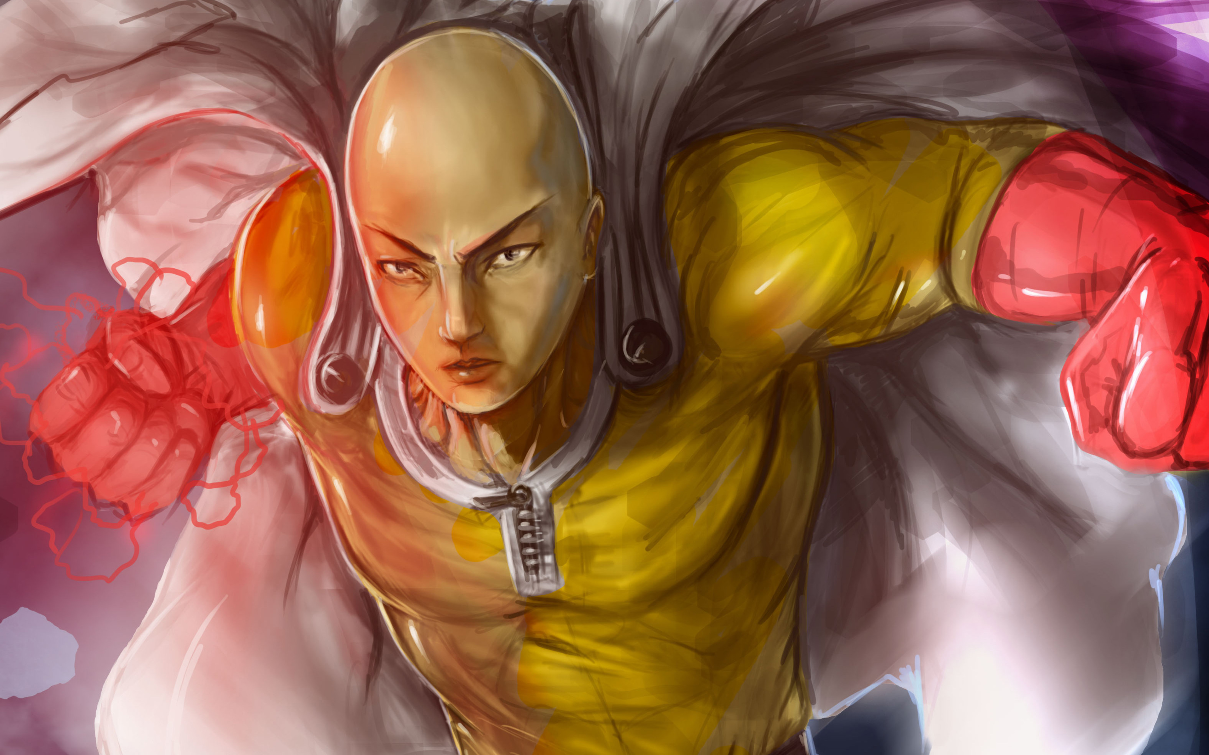 Fondos de pantalla Anime One Punch Man Artwork