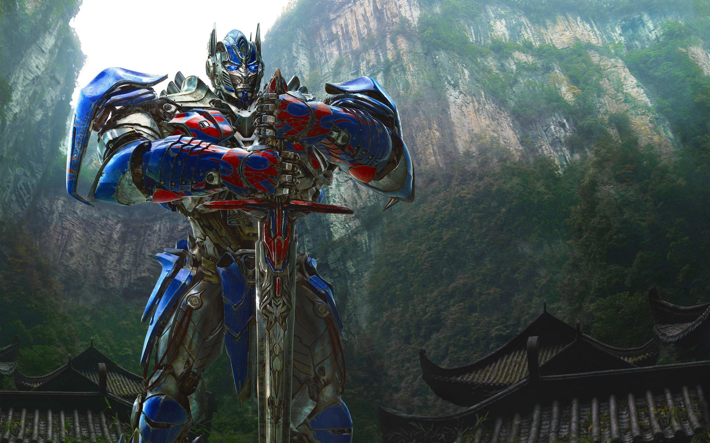 Wallpaper Optimus Prime