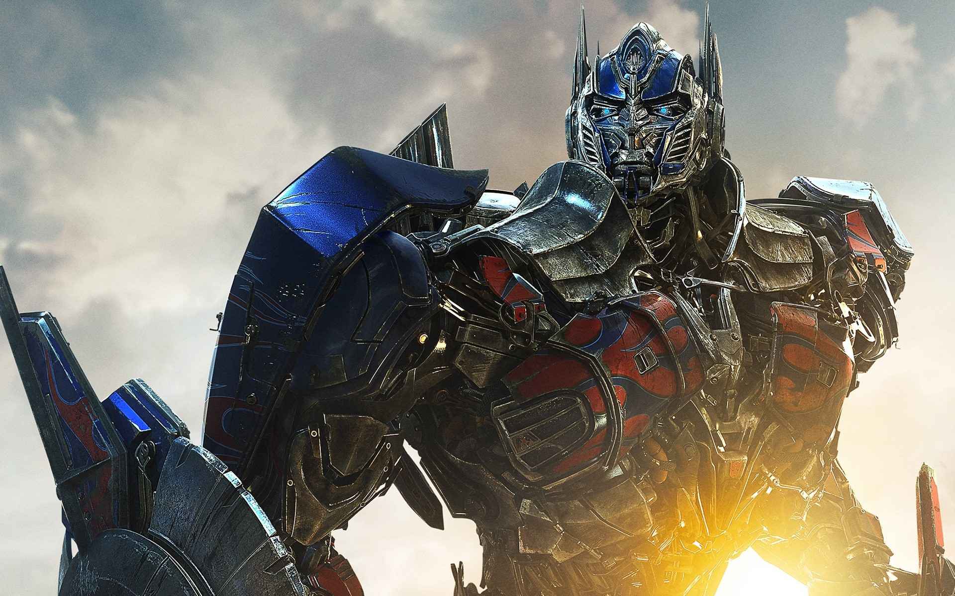Wallpaper Optimus Prime in Transformers