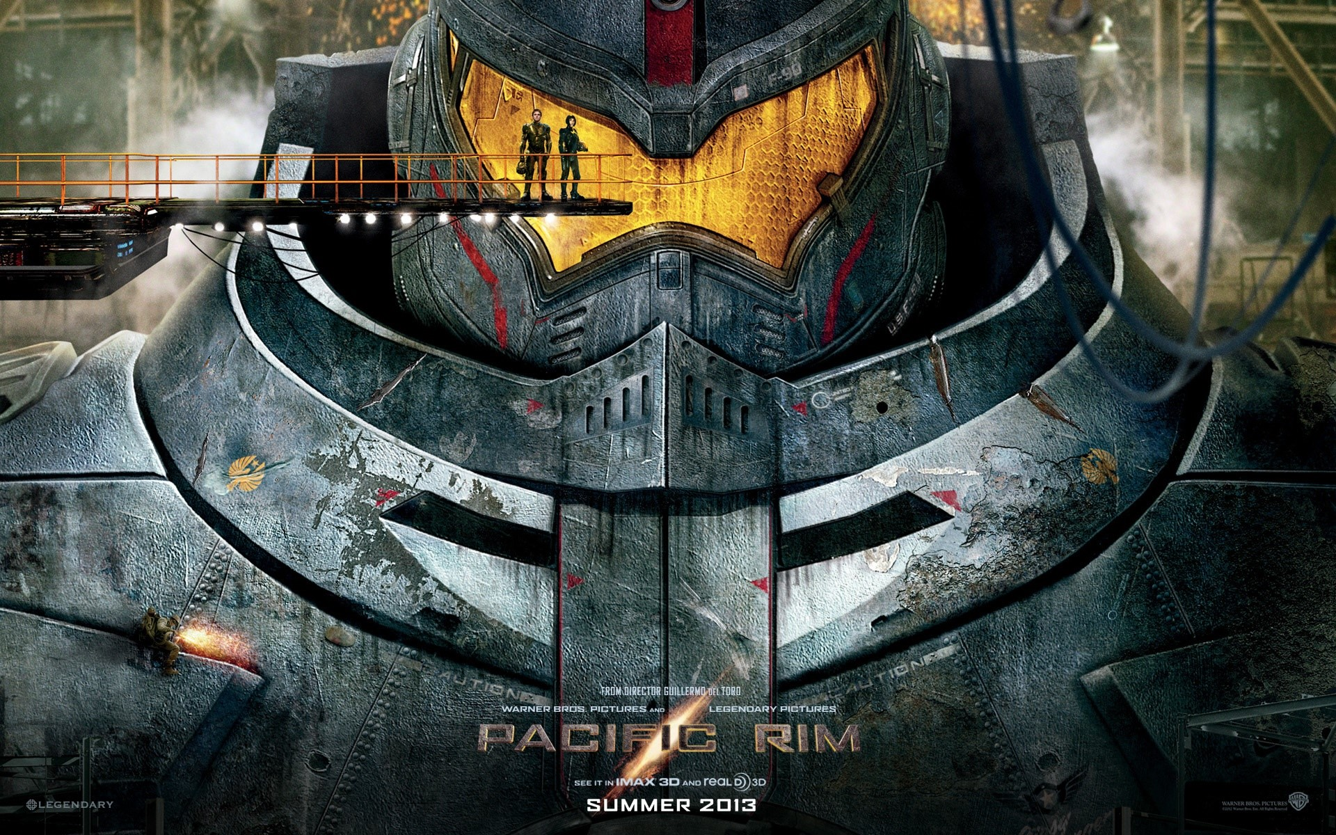 Wallpaper Pacific Rim