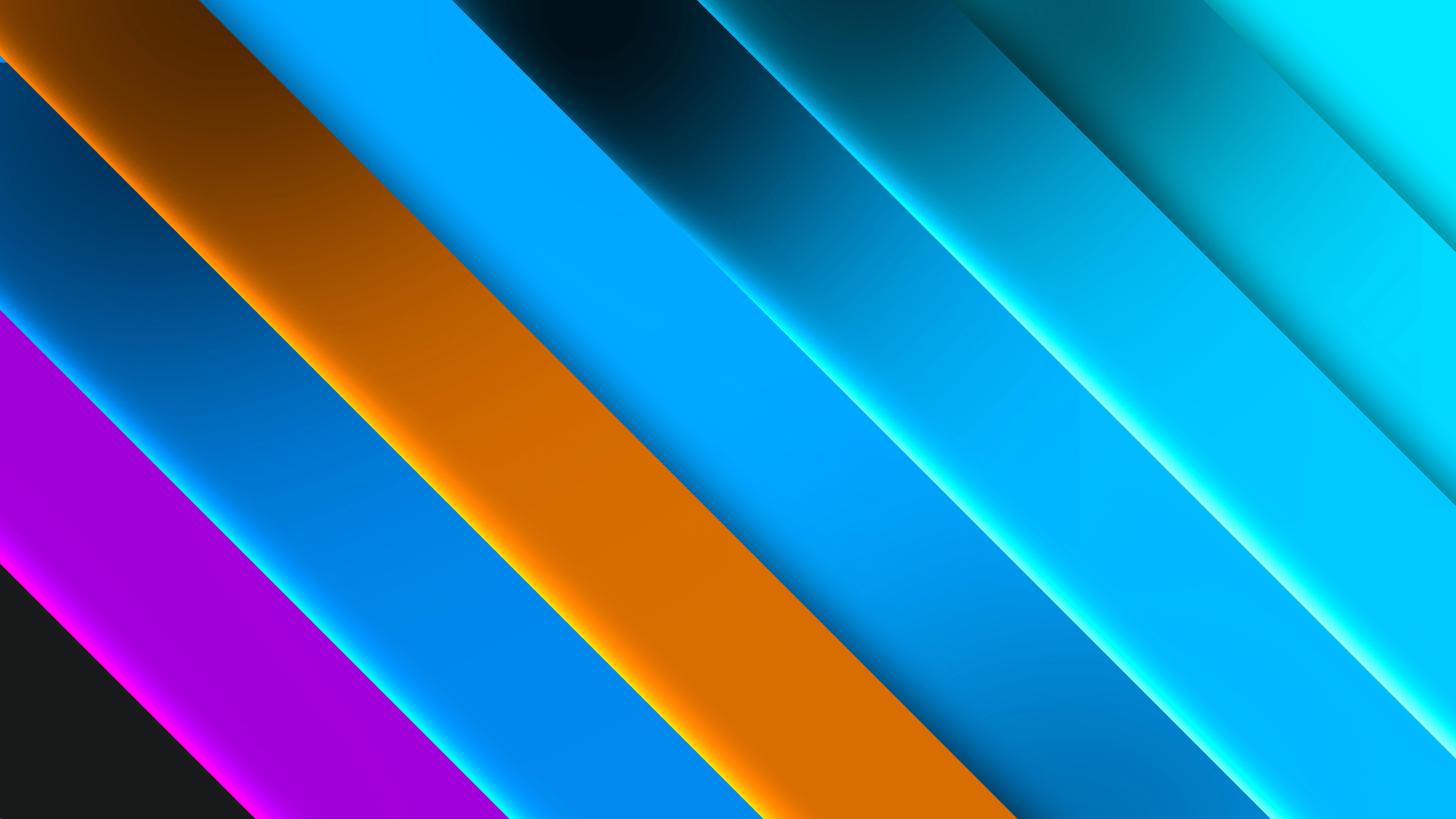 Fondos de pantalla Paleta de colores azules