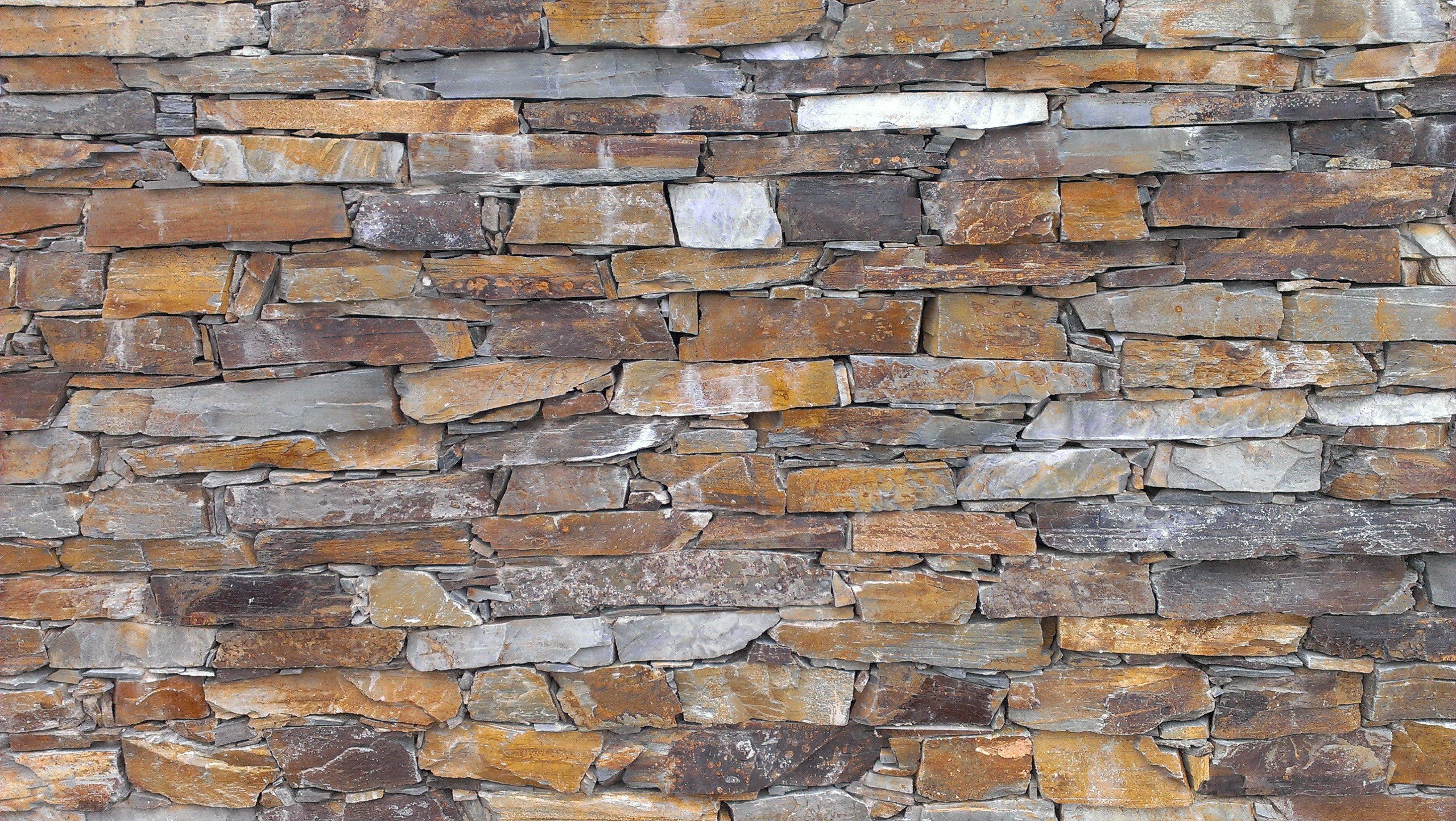 Wallpaper Stone wall