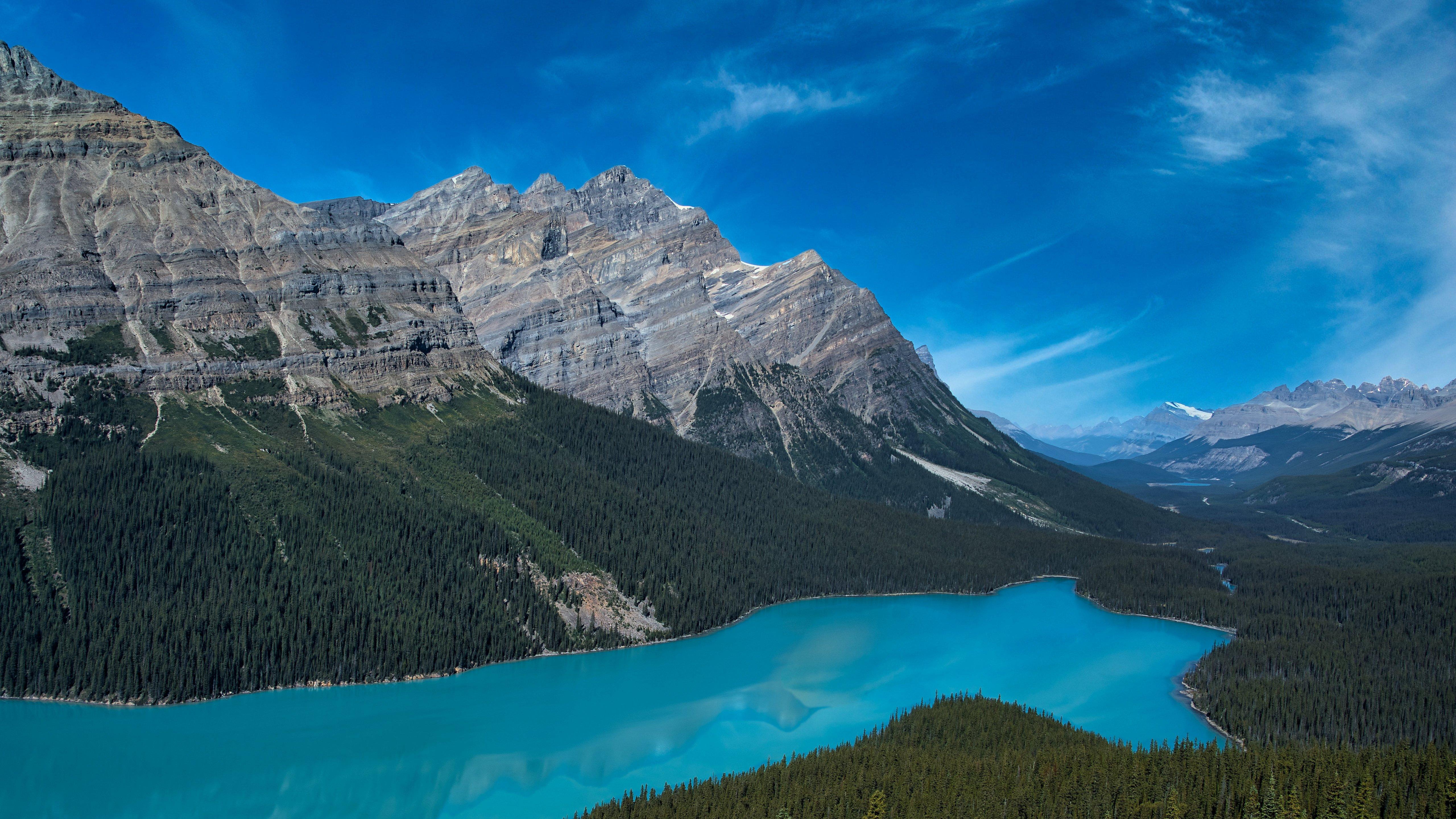Fondos de pantalla Parque Nacional Banff en Canada
