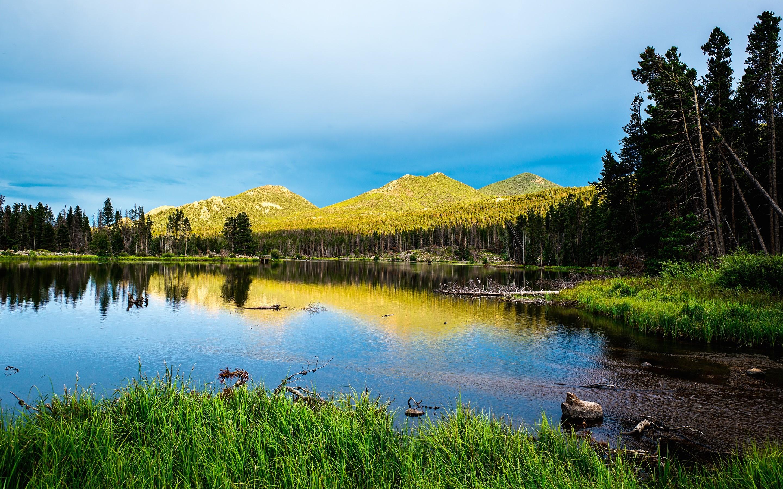 Fondo de pantalla de Parque nacional de las Montañas Rocosas Imágenes