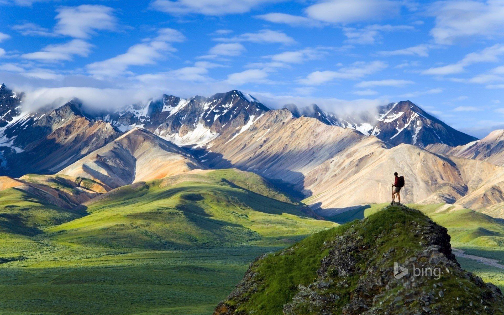 Fondos de pantalla Parque nacional Denali