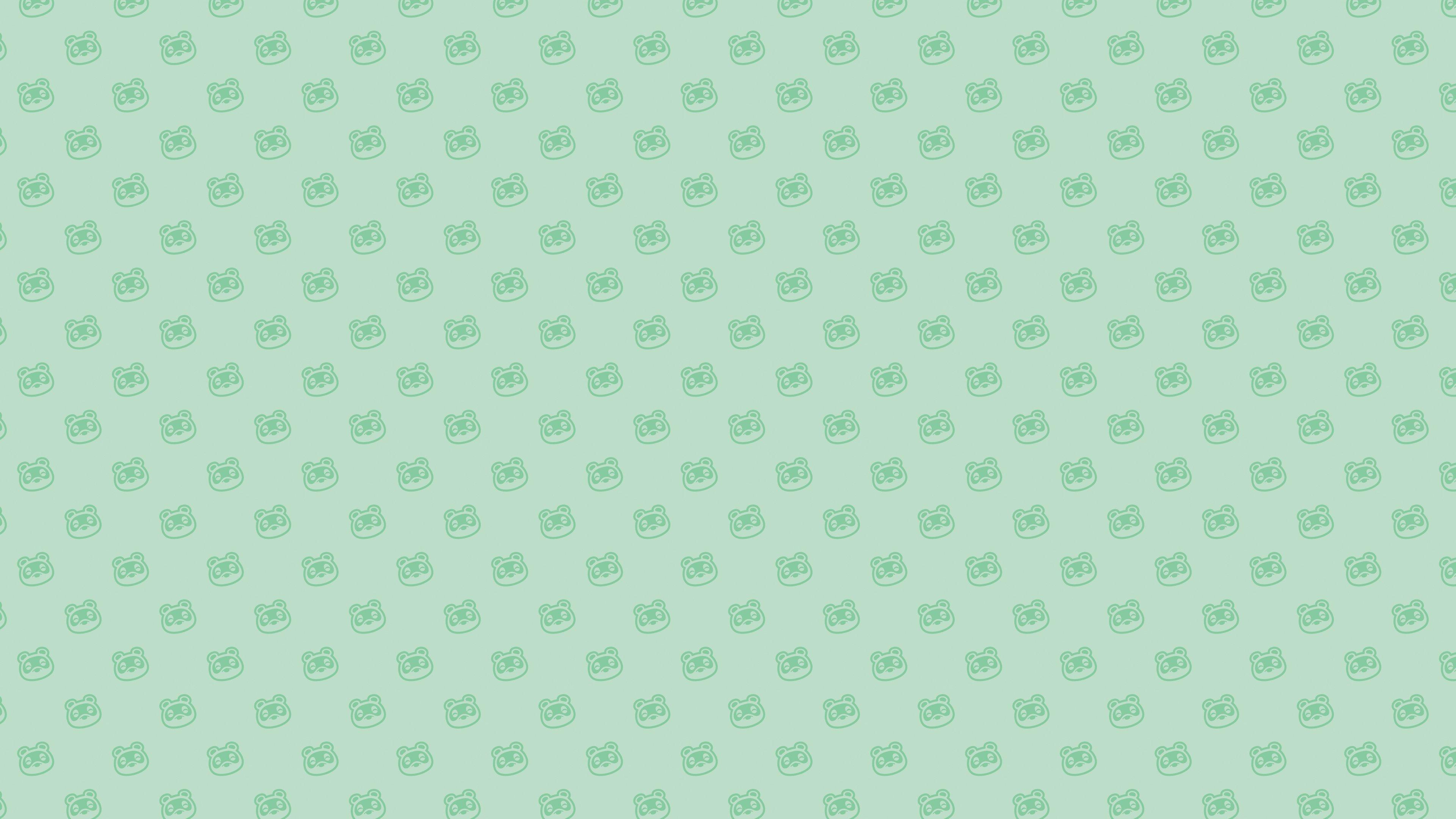 Fondos de pantalla Patrón Tom Nook de Animal Crossing