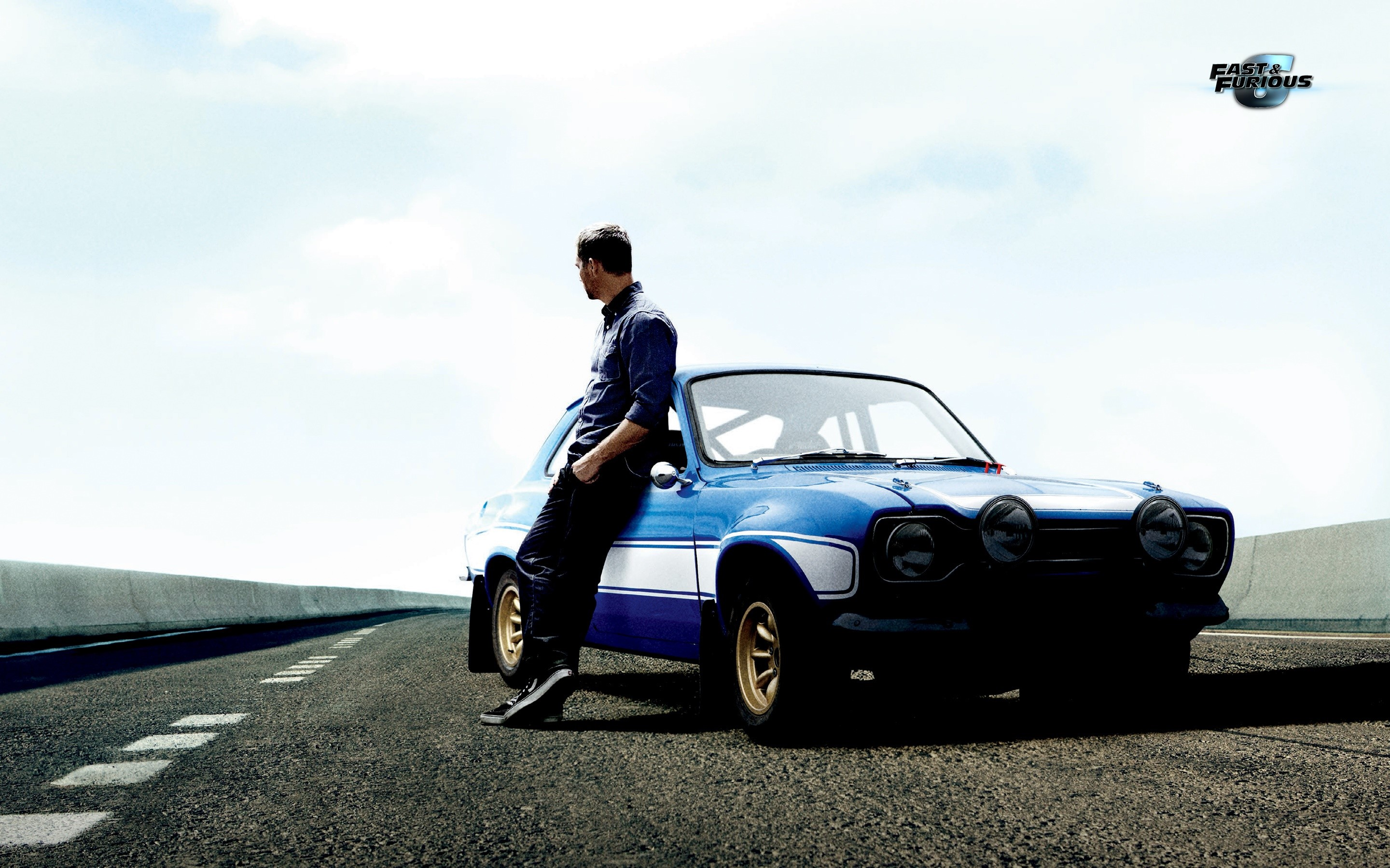 Wallpaper Paul Walker in Fast and Furious 6