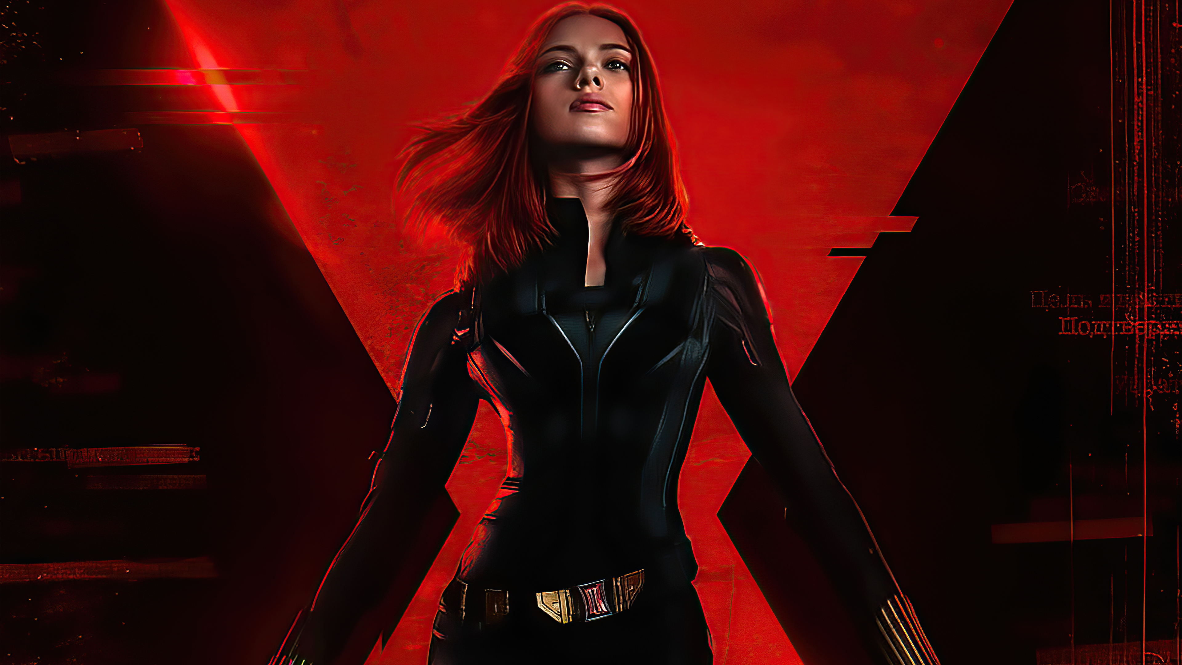 Wallpaper Black Widow Movie