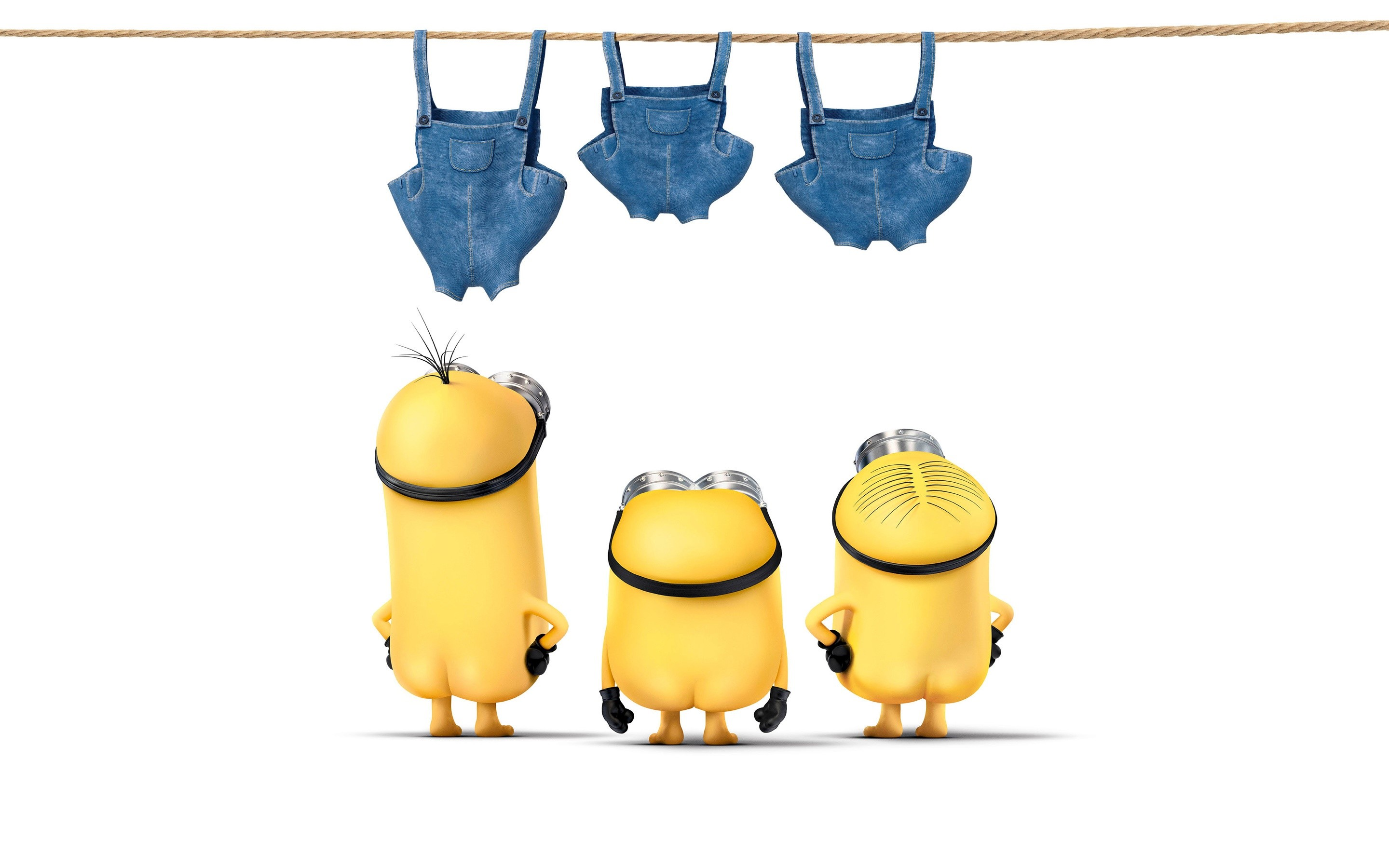 Wallpaper Minions movie