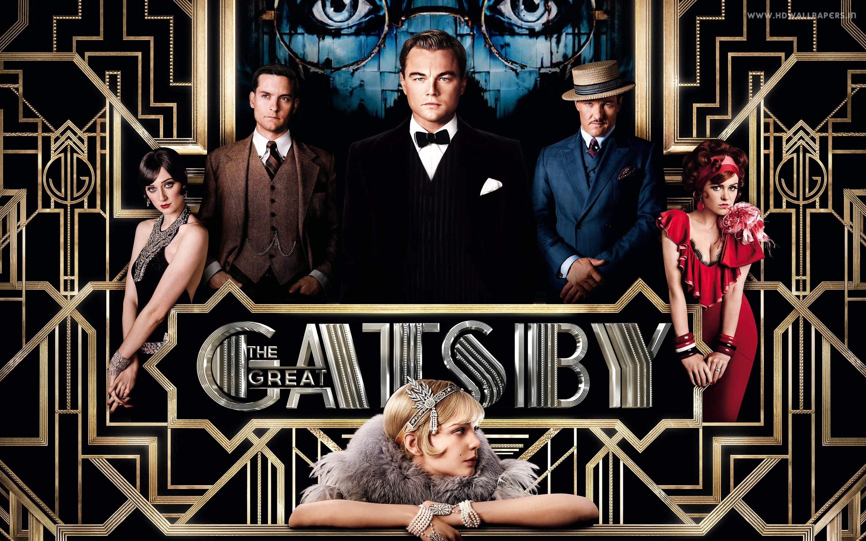 Wallpaper Movie The Great Gatsby